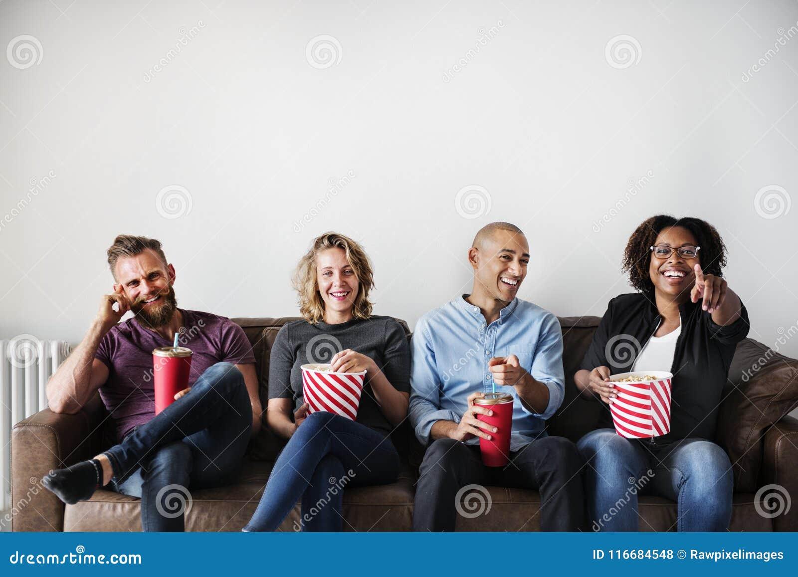有小组的朋友一部了不起的时间观看的电影