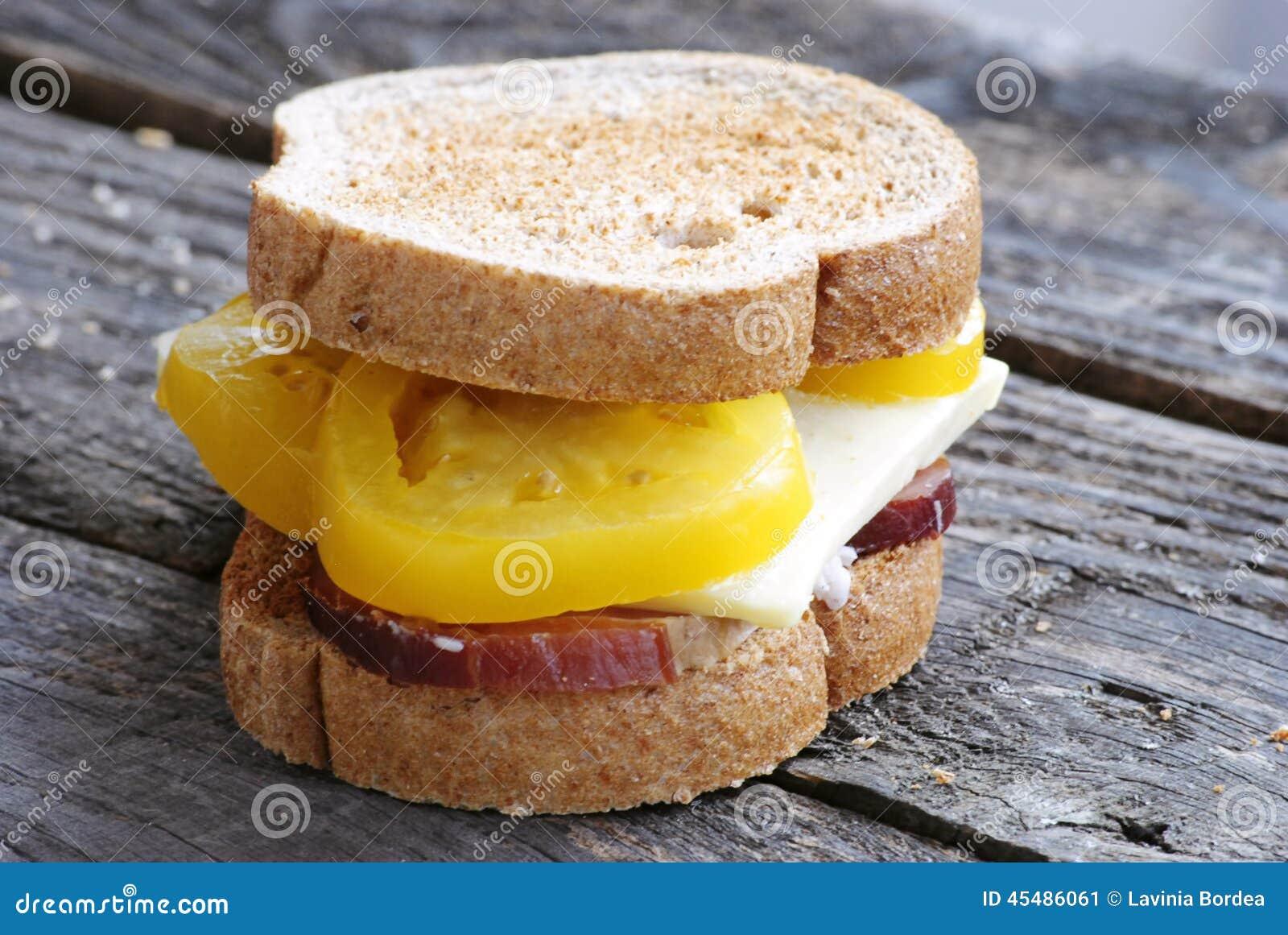 有机三明治