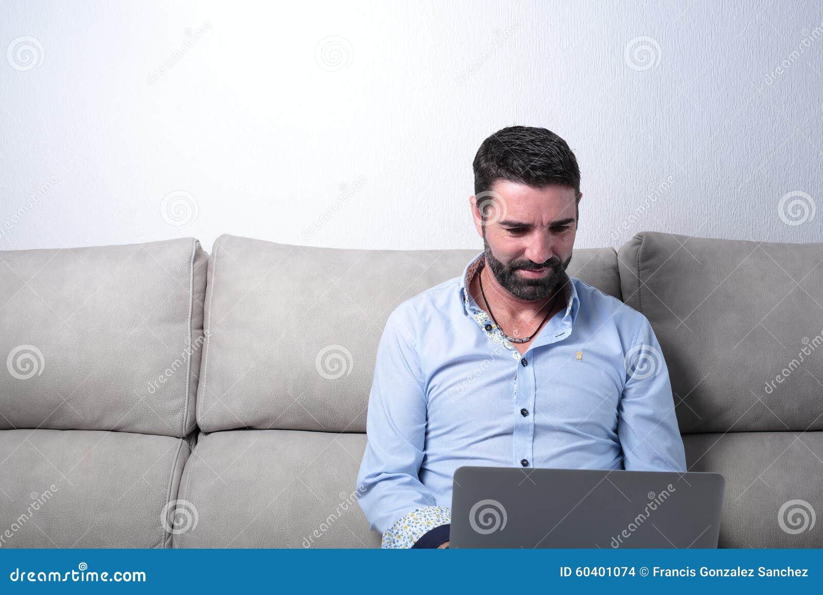 有计算机的人
