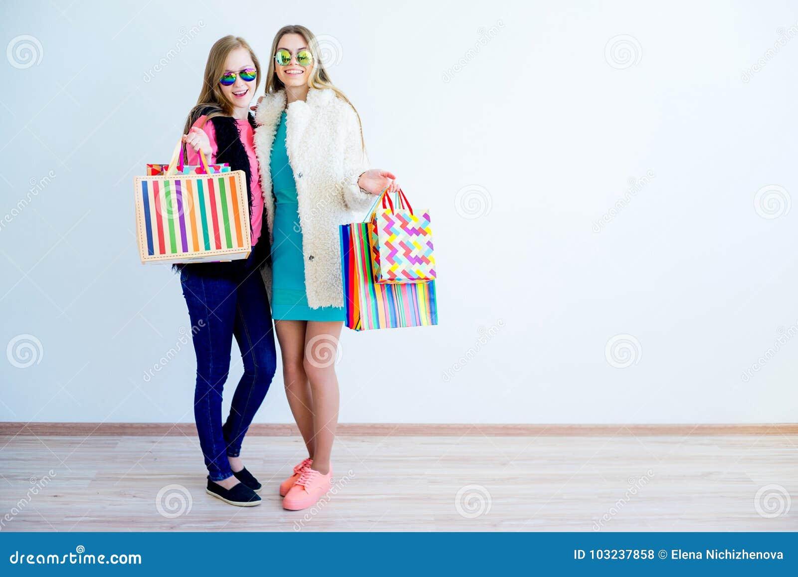 朋友去的购物