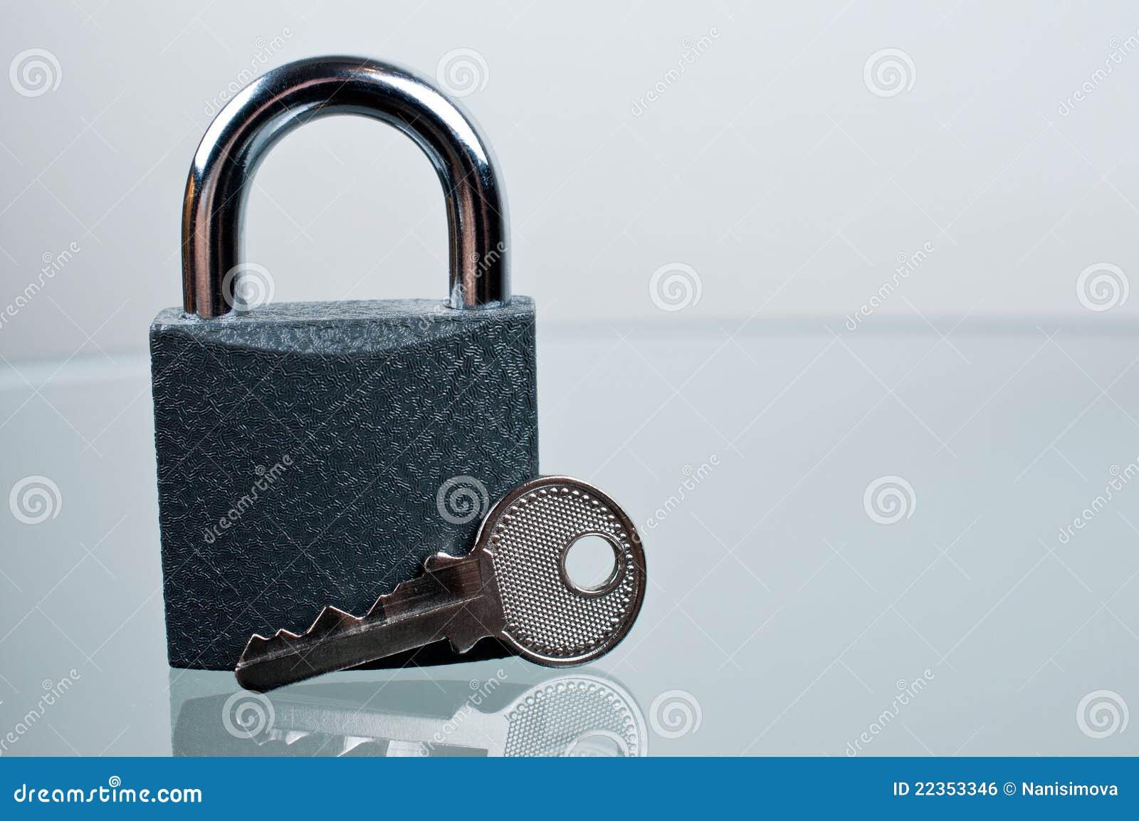 服务台关键字挂锁