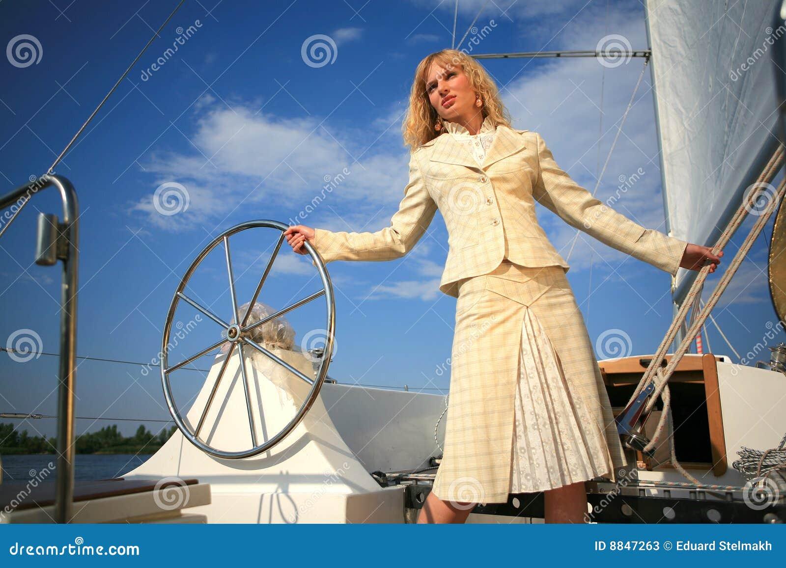 服务台查找风船妇女年轻人