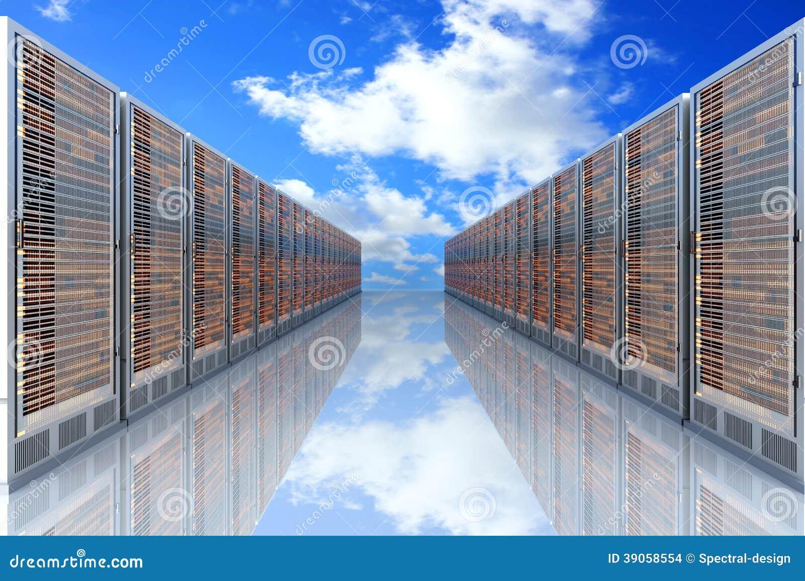 服务器云彩