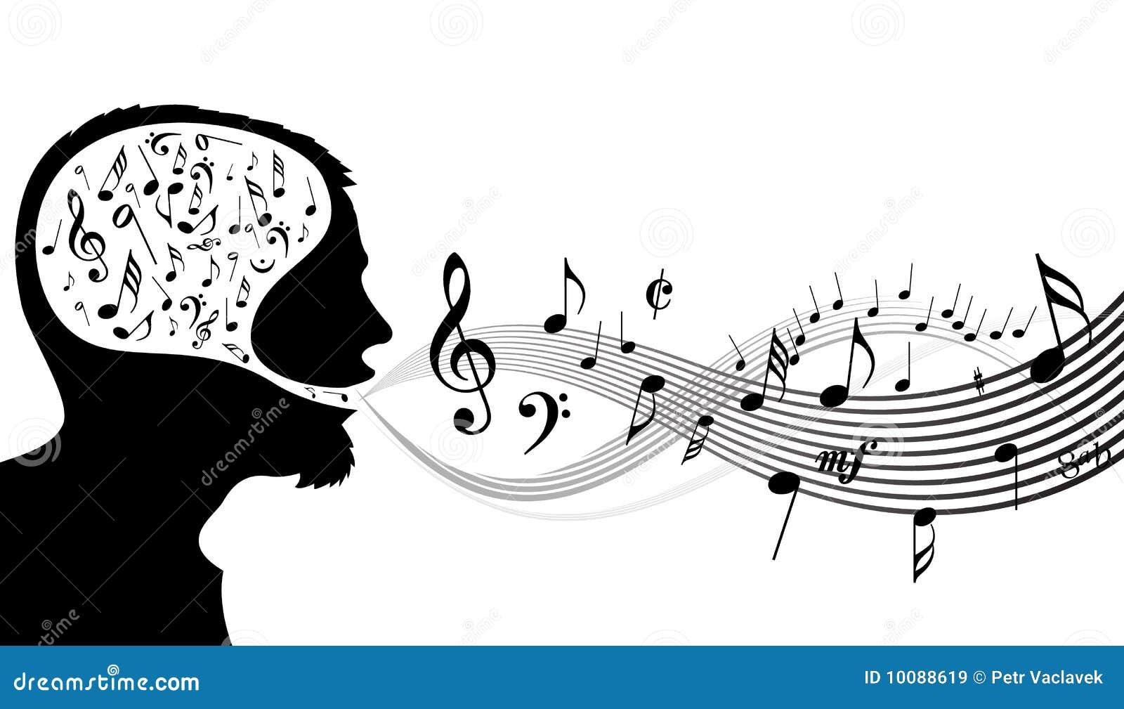 朝向音乐歌唱家主题图片