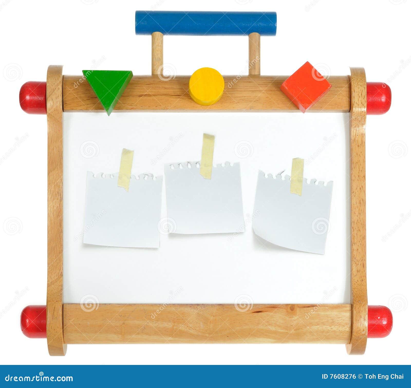 木五颜六色的whiteboard