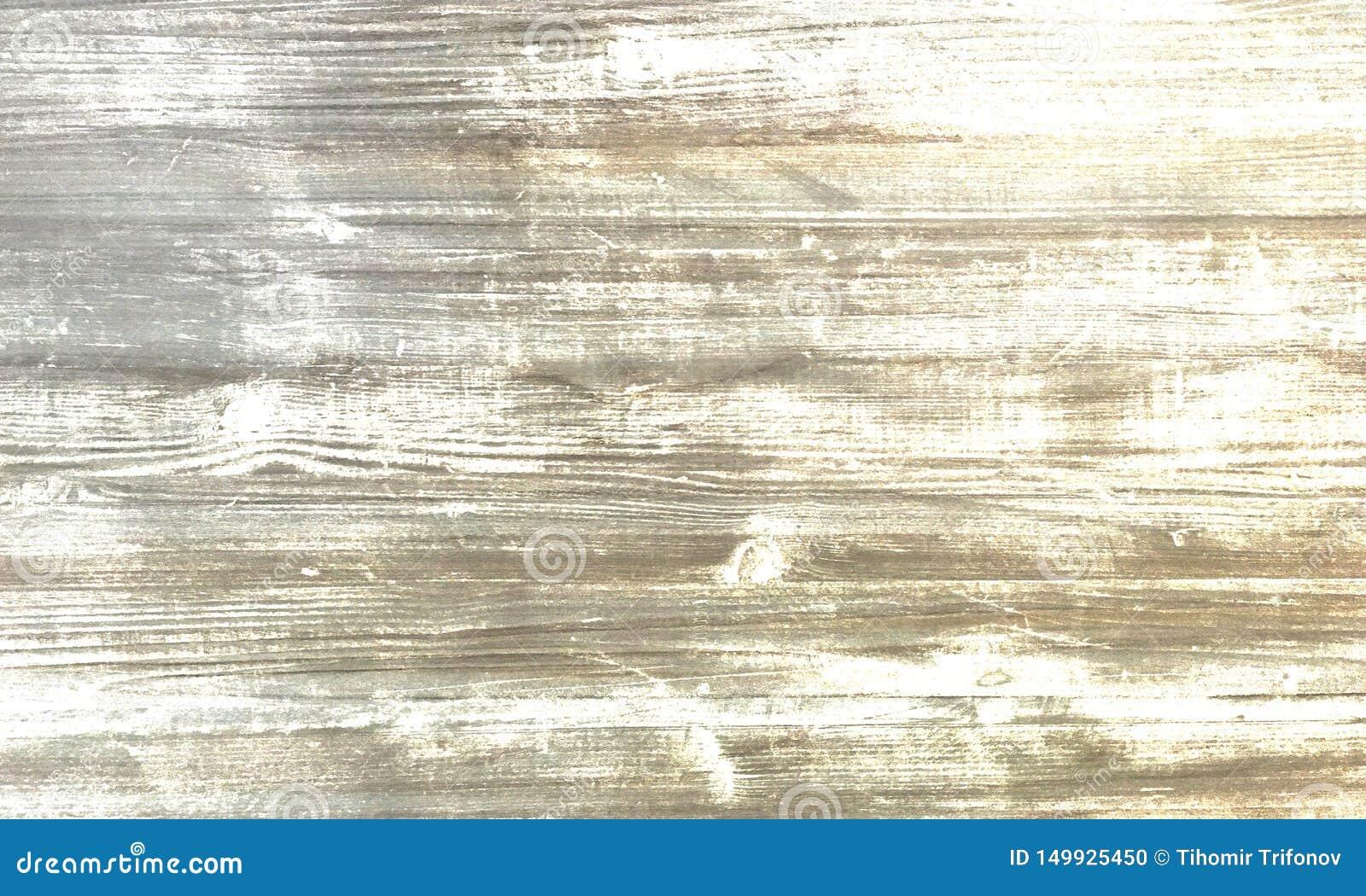 木头洗涤了背景,白色木抽象纹理