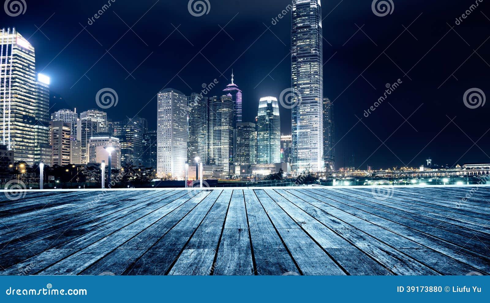 木平台和城市