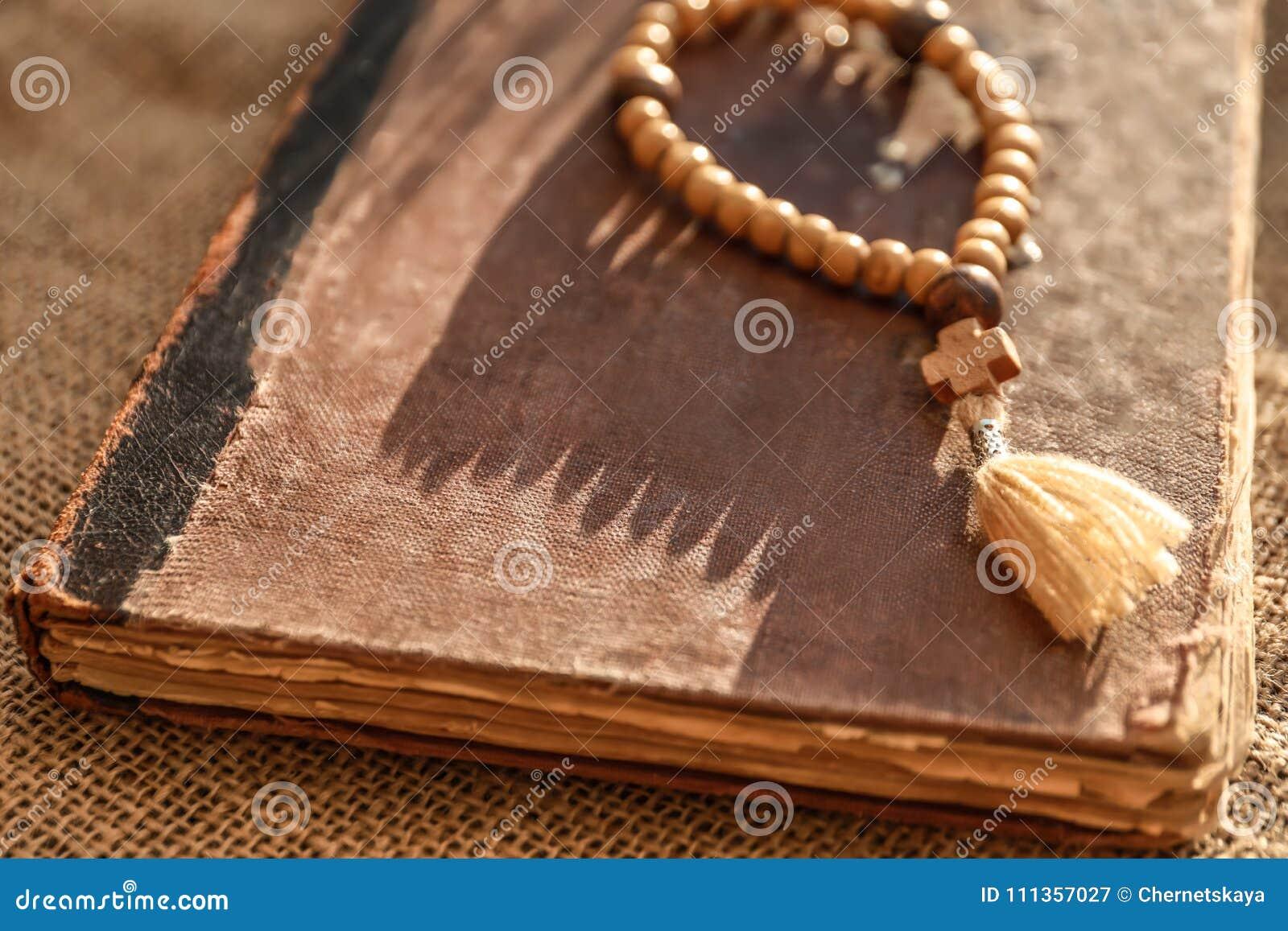 木念珠小珠和旧书