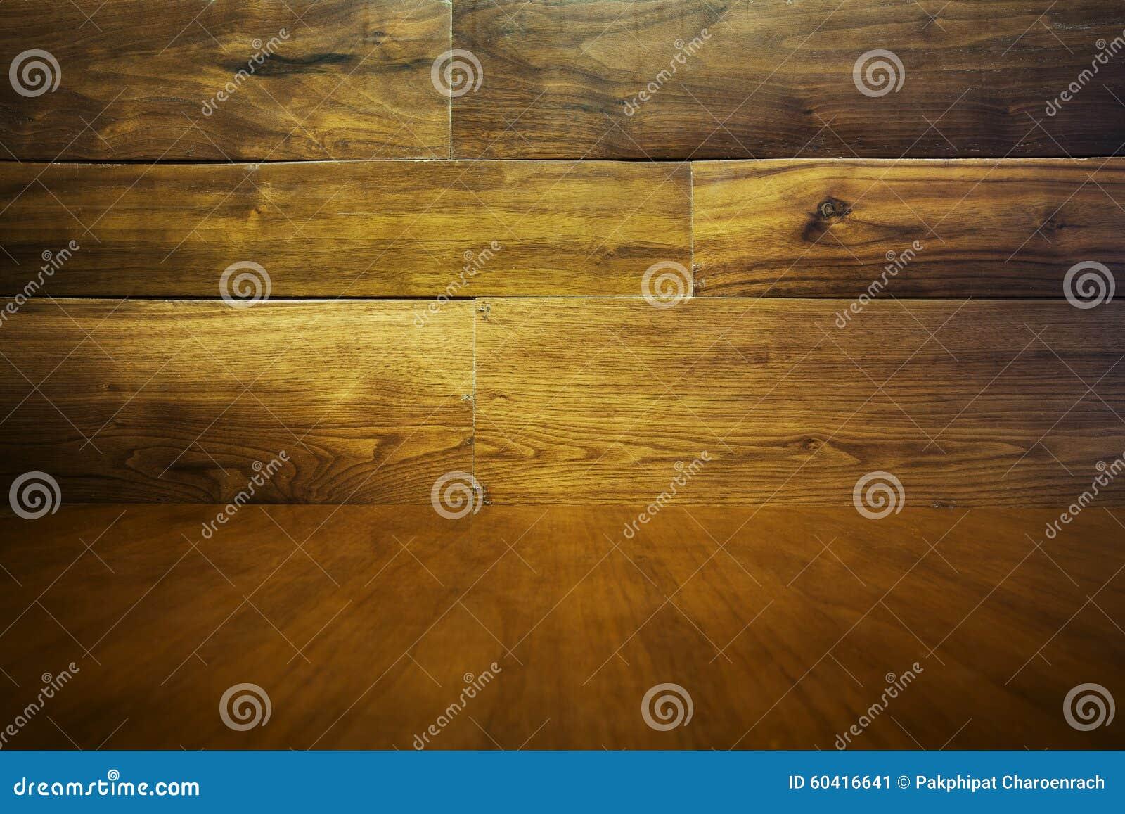 木抽象的背景 - 地板和墙壁