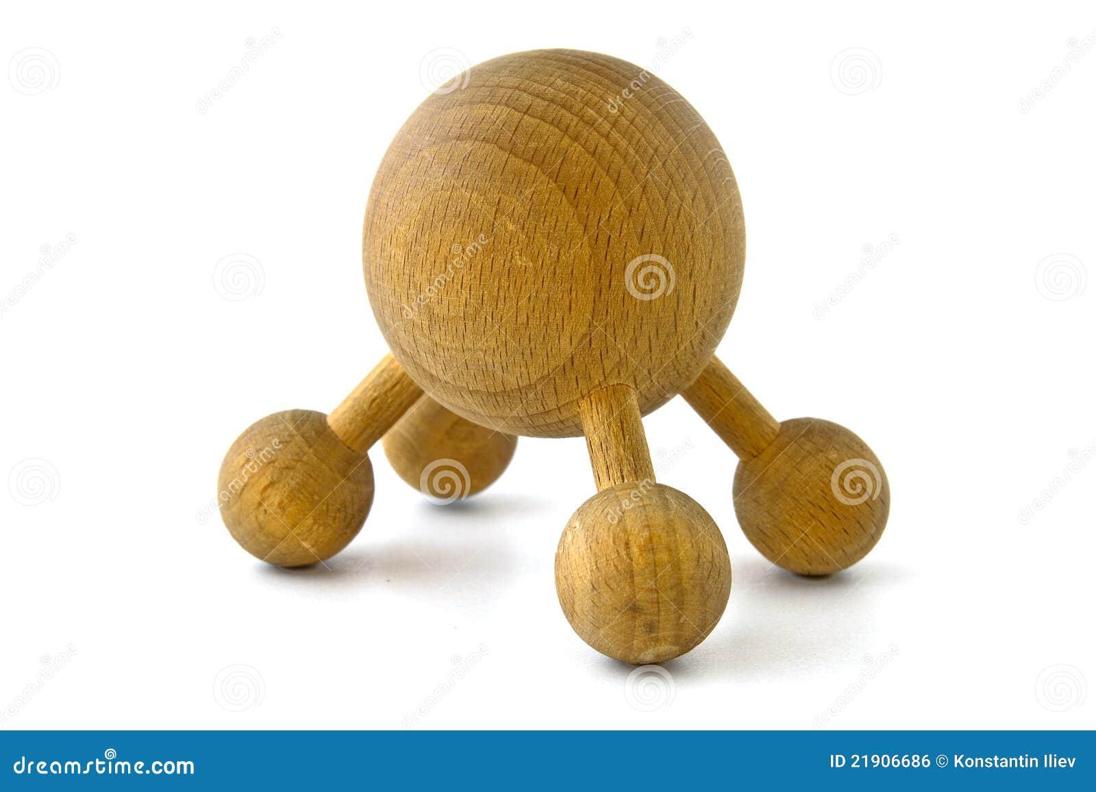 木按摩的工具
