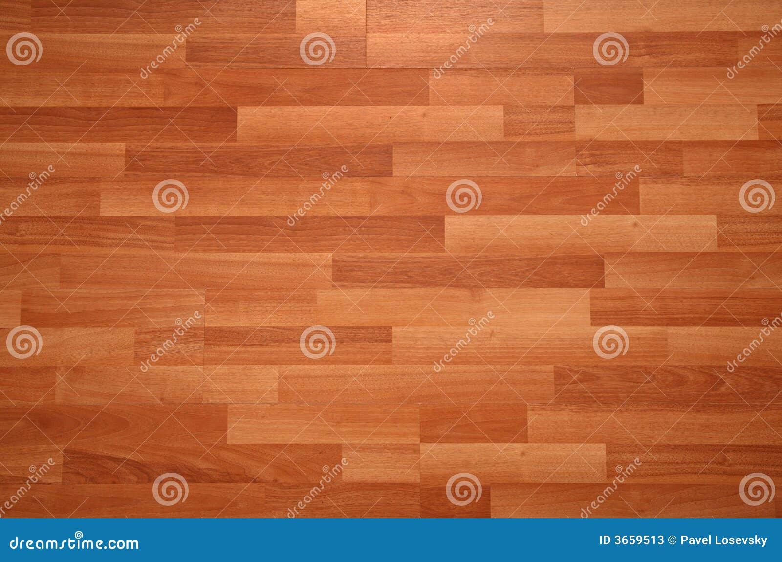 木的木条地板