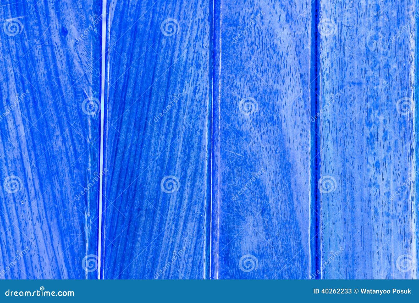 木纹理蓝色