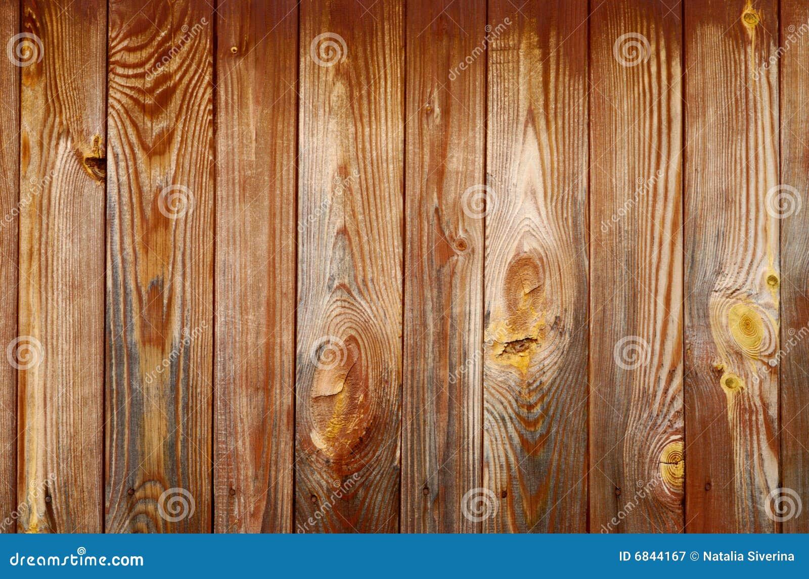 木老的墙壁