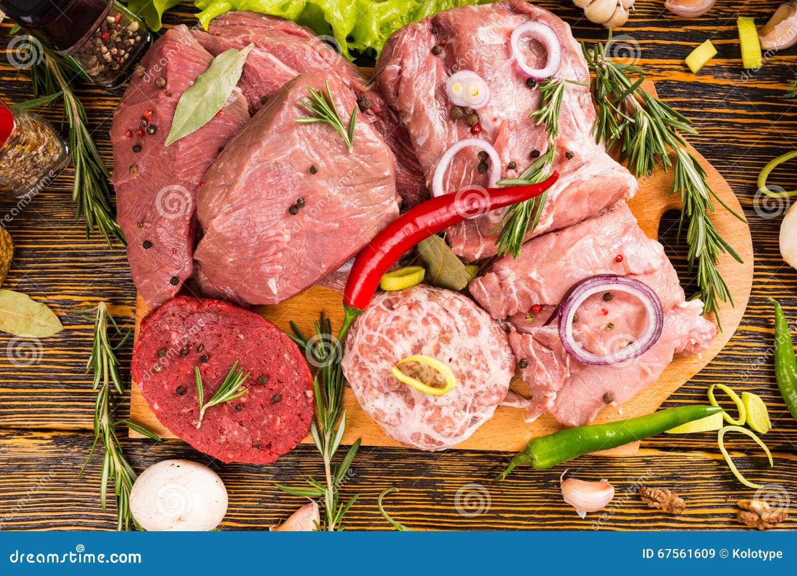 未分类的猪肉和牛肉的加工与调味料猪肉虫血筋图片
