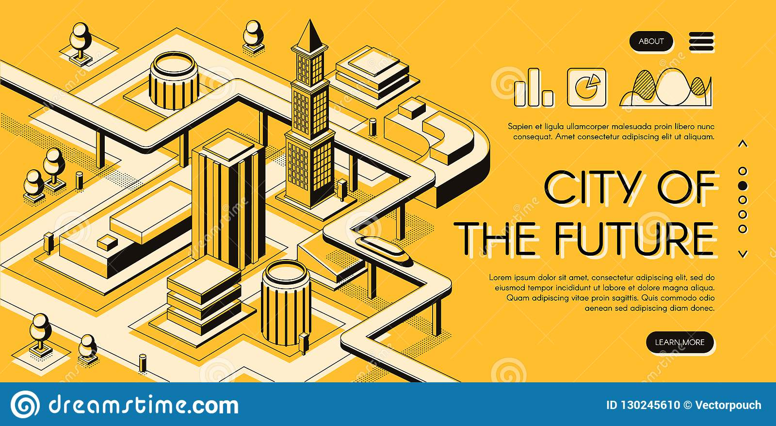 未来城市基础设施项目传染媒介网页