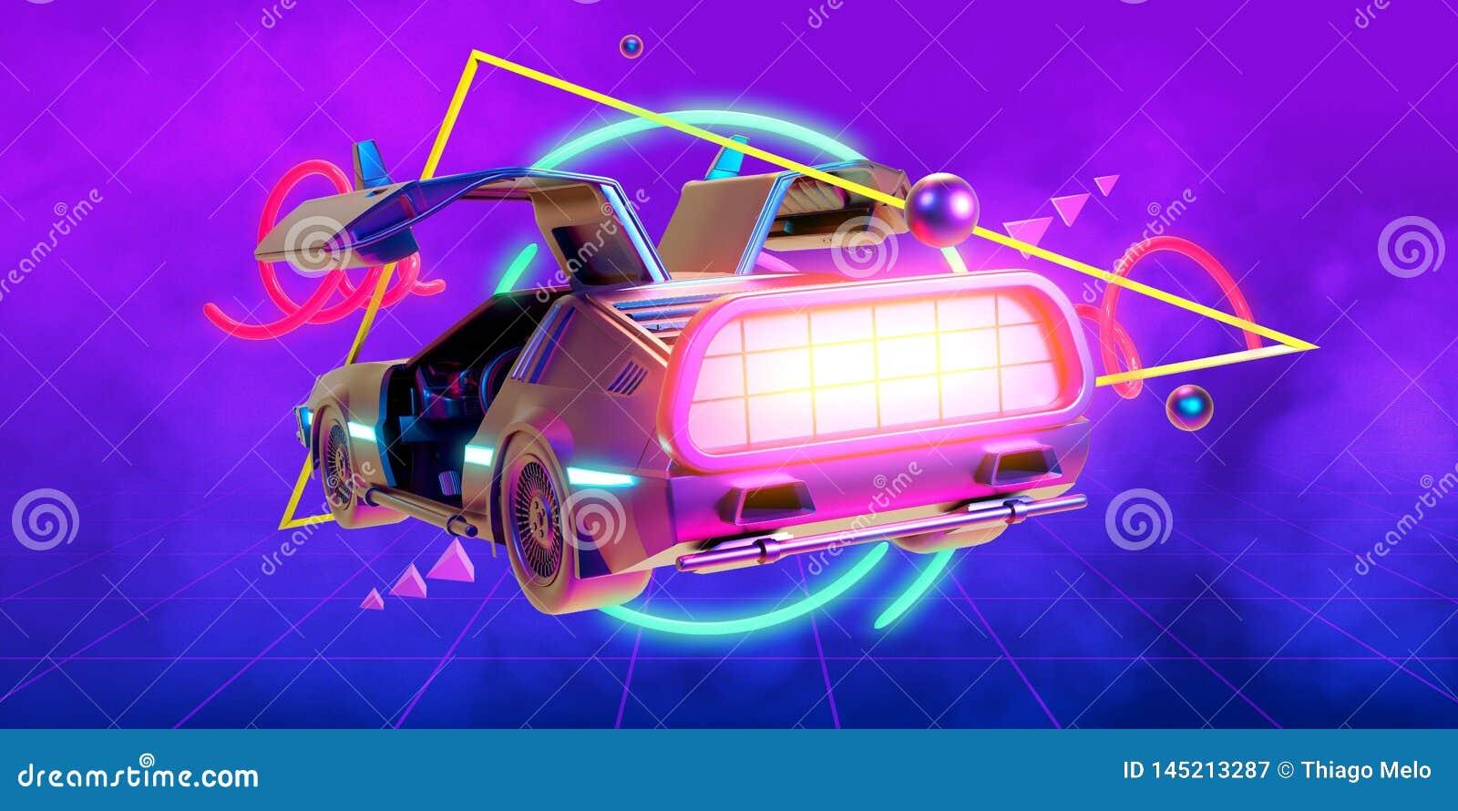 未来汽车,减速火箭第80
