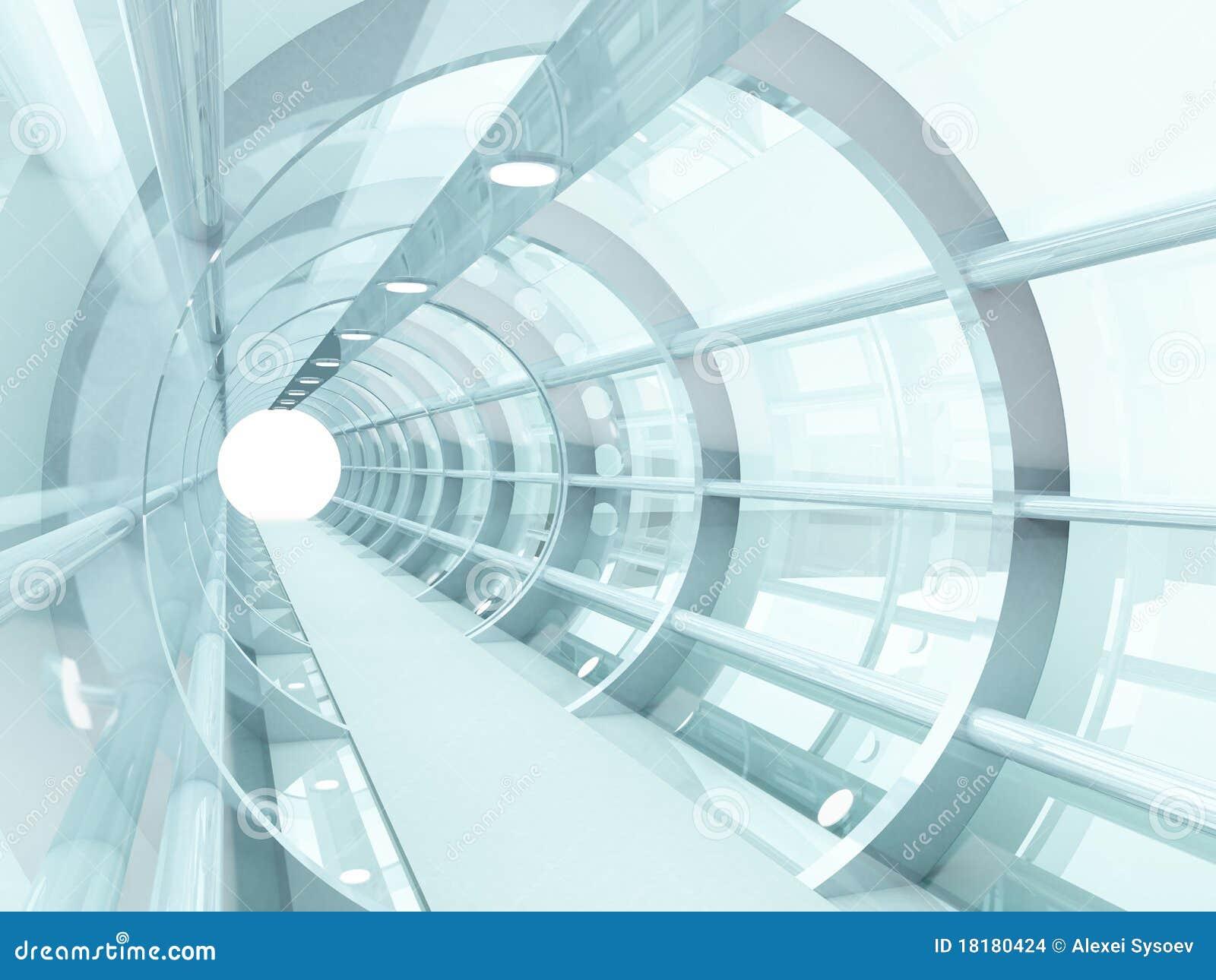 未来派隧道
