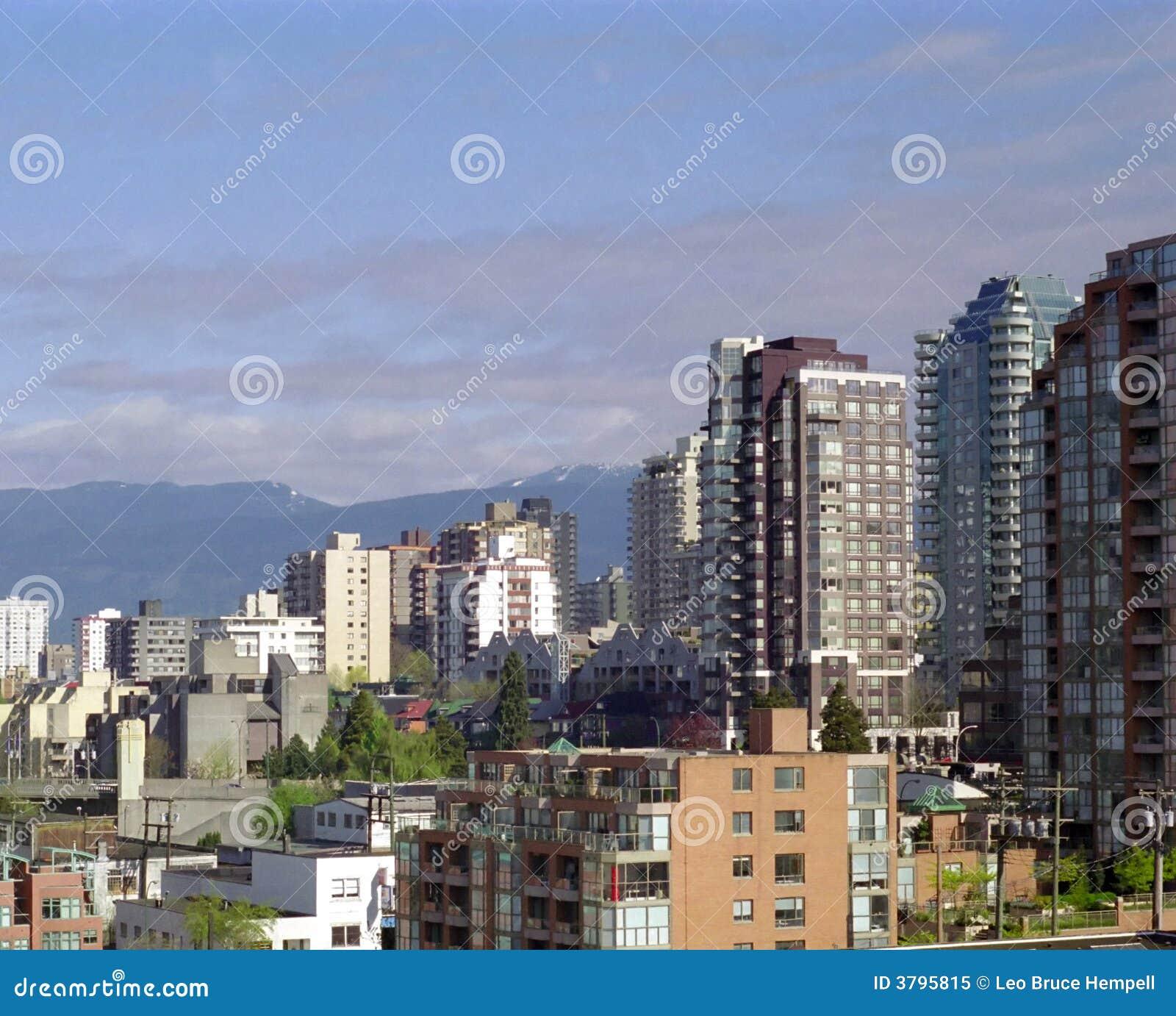 末端西方的温哥华