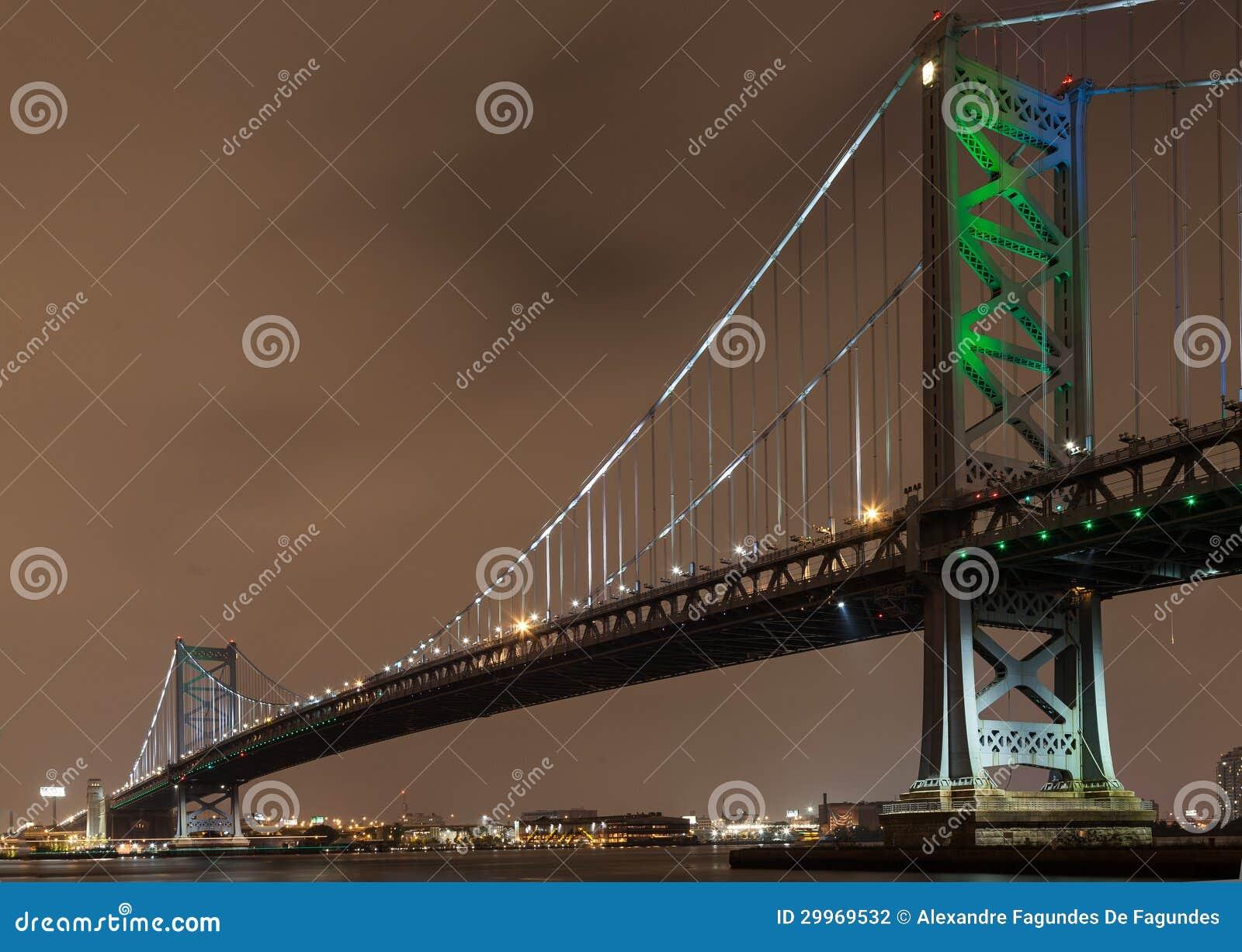 本杰明・福兰克林桥梁