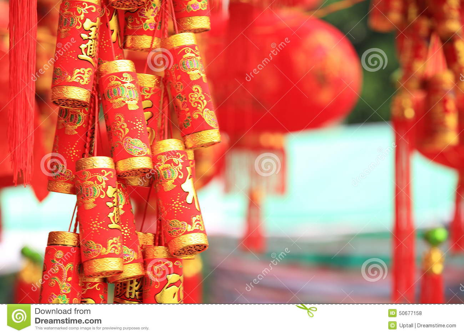 Download 朱红色的灯笼和假爆竹 库存照片. 图片 包括有 愉快, 愿望, 时运, 人兽交, 打结, 生动, 金黄, 聚会所 - 50677158