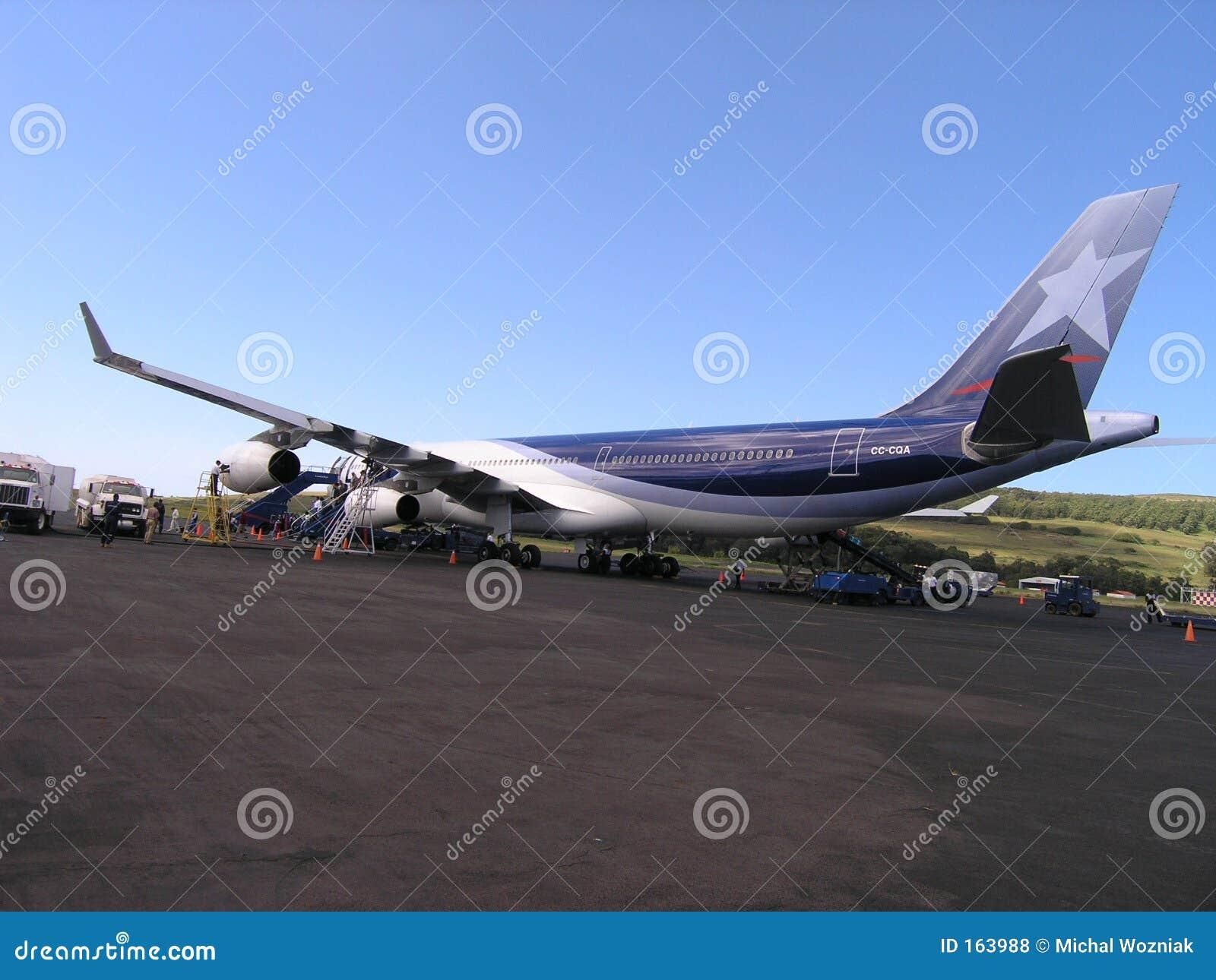 机场复活节岛mataveri