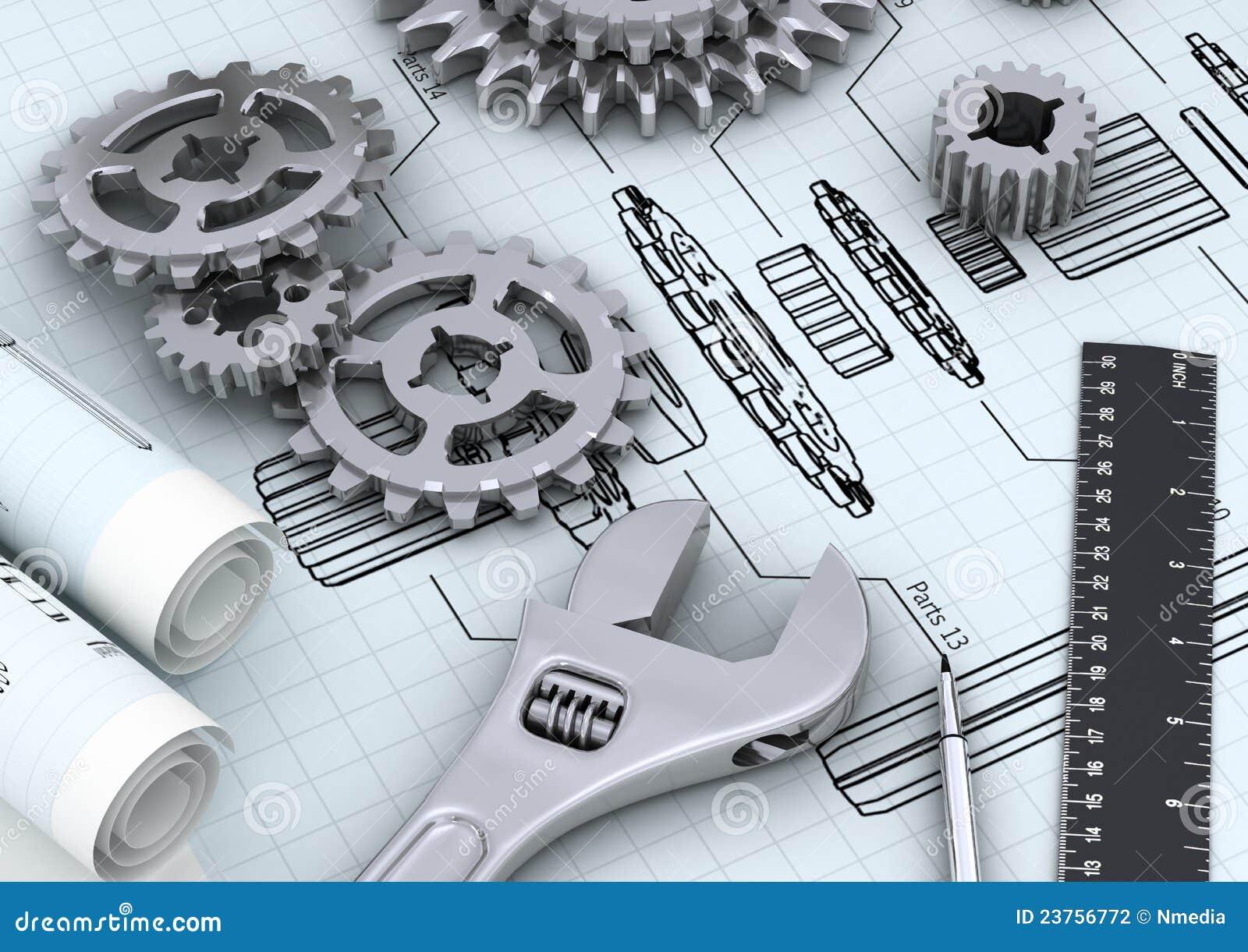 机械概念的工程