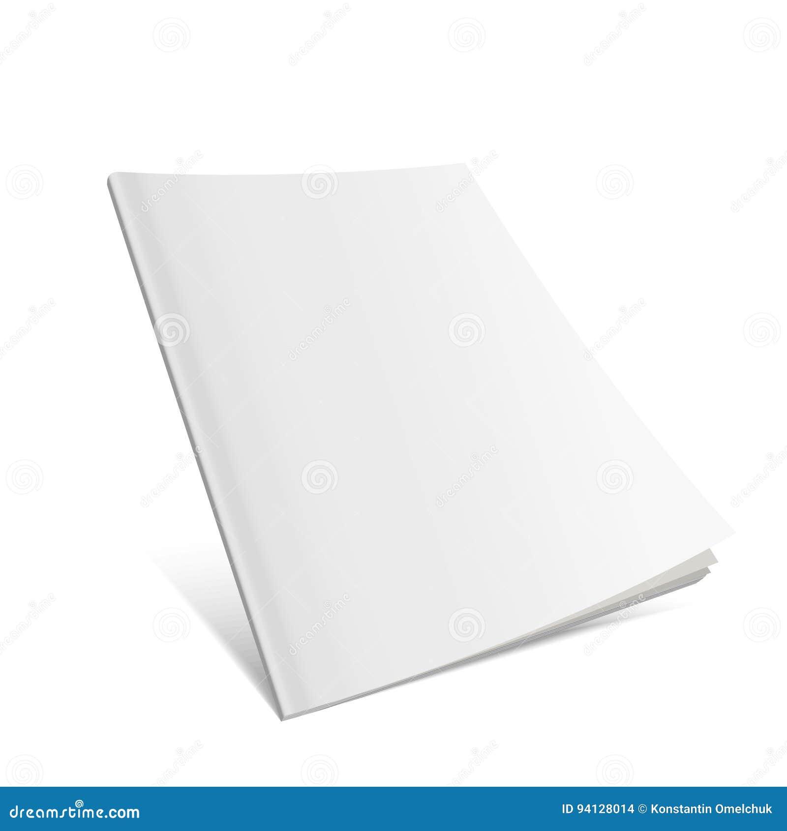 杂志,书,小册子,小册子空白的飞行盖子