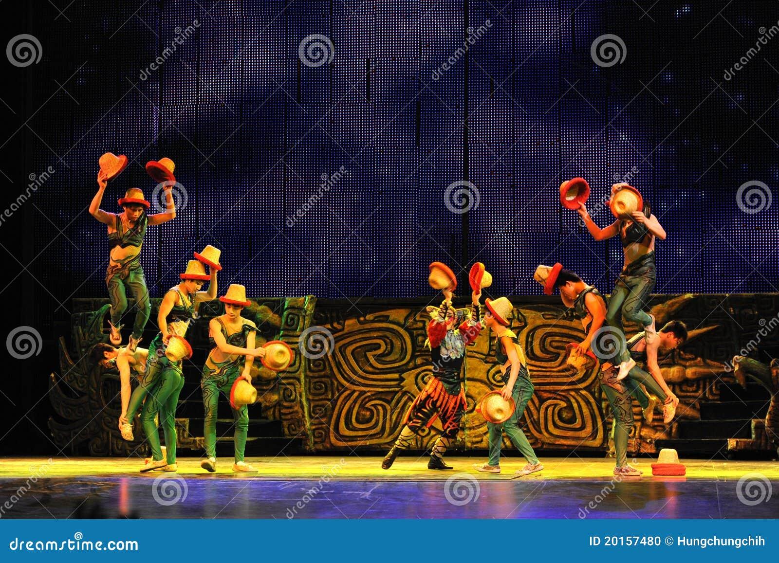 杂技艺术家北京马戏团