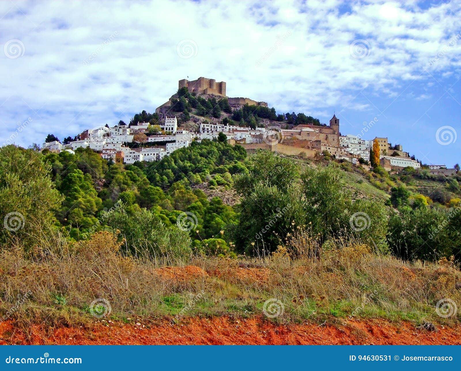 村庄塞古拉德拉谢拉,哈恩省 安大路西亚 西班牙