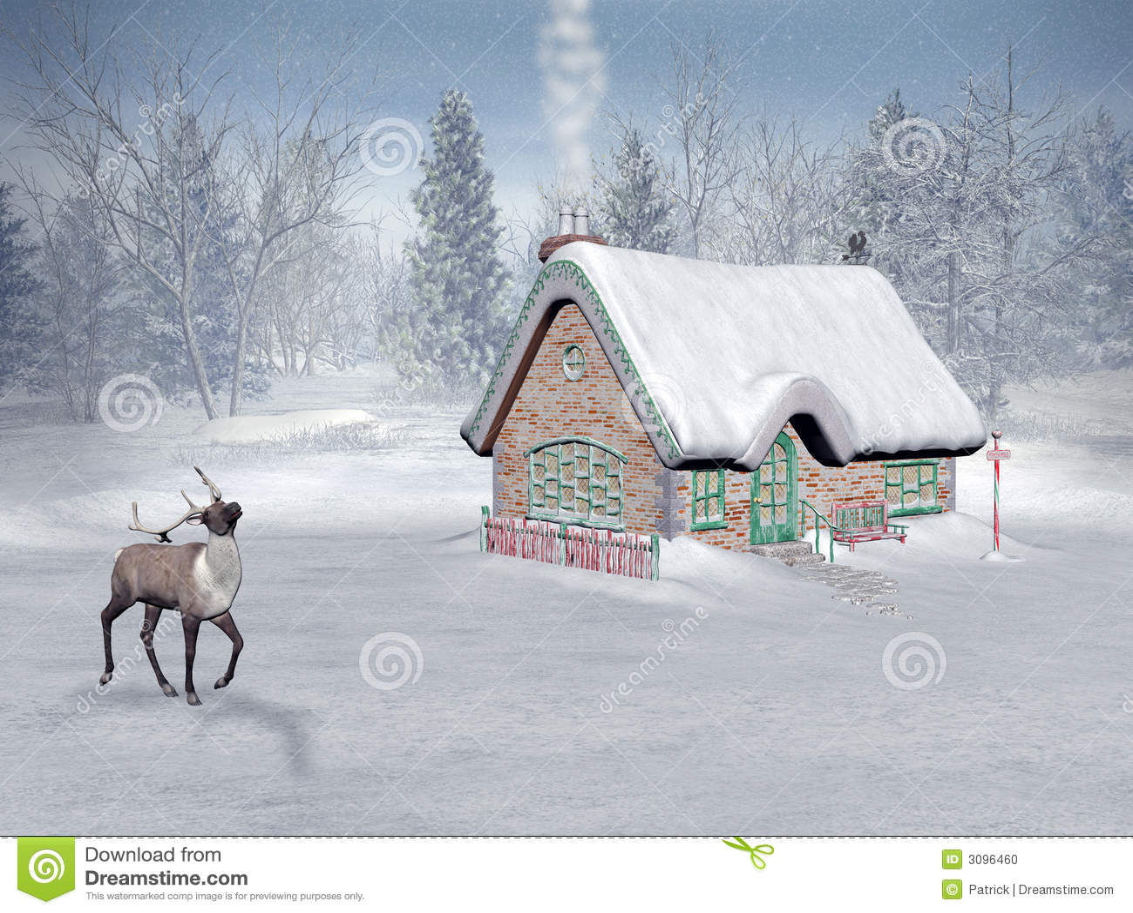 村庄s圣诞老人时间xmas