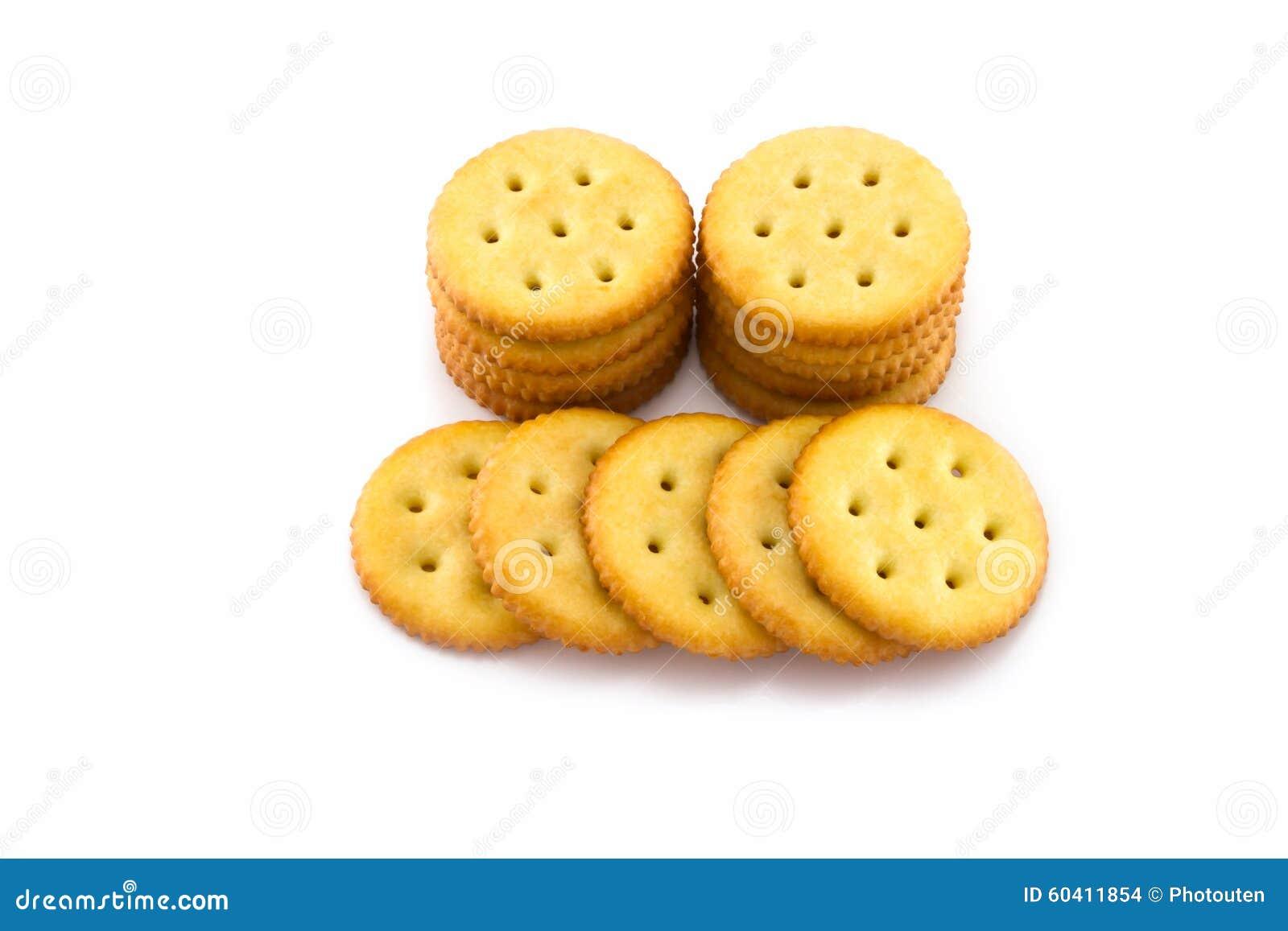 来回的薄脆饼干