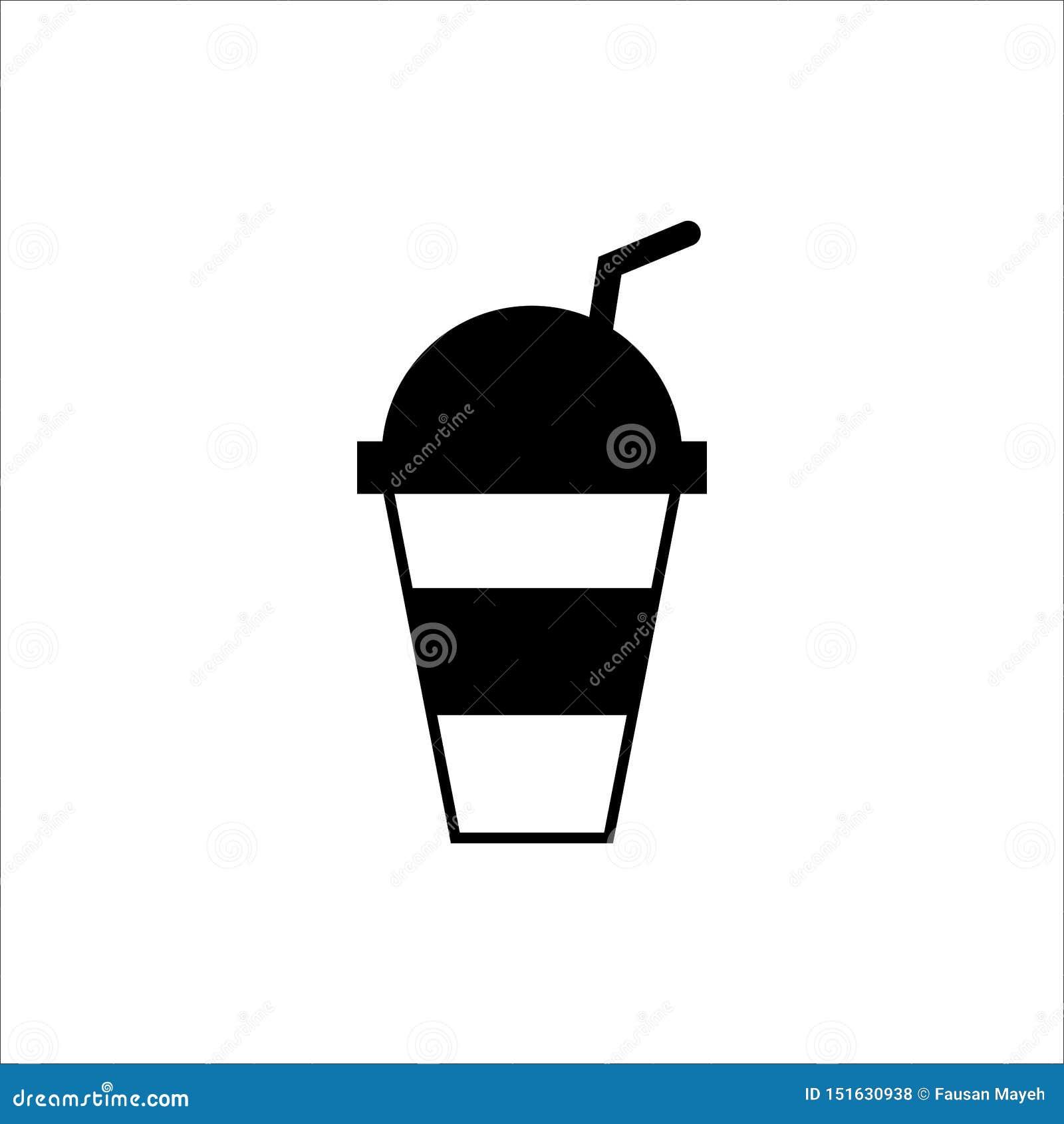 杯咖啡象传染媒介商标模板 10 eps