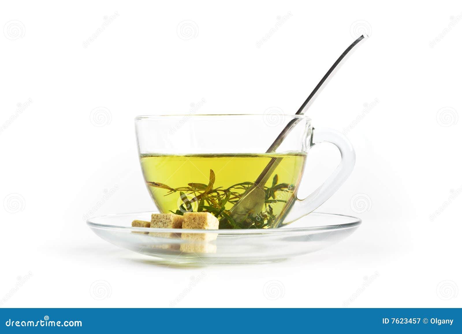 杯子清凉茶