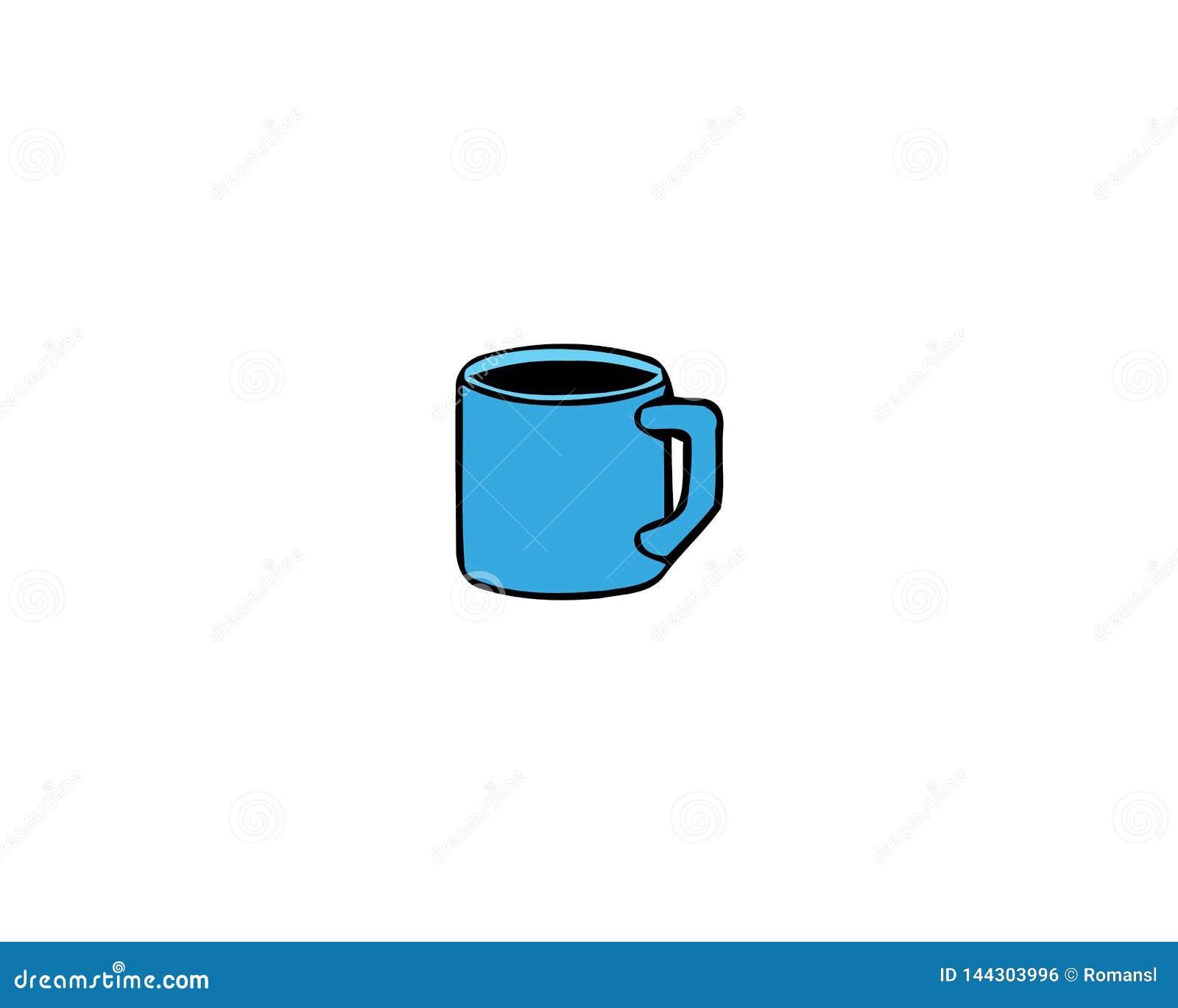 杯新鲜的咖啡 r r 自助食堂的,海报,横幅,卡片装饰设计