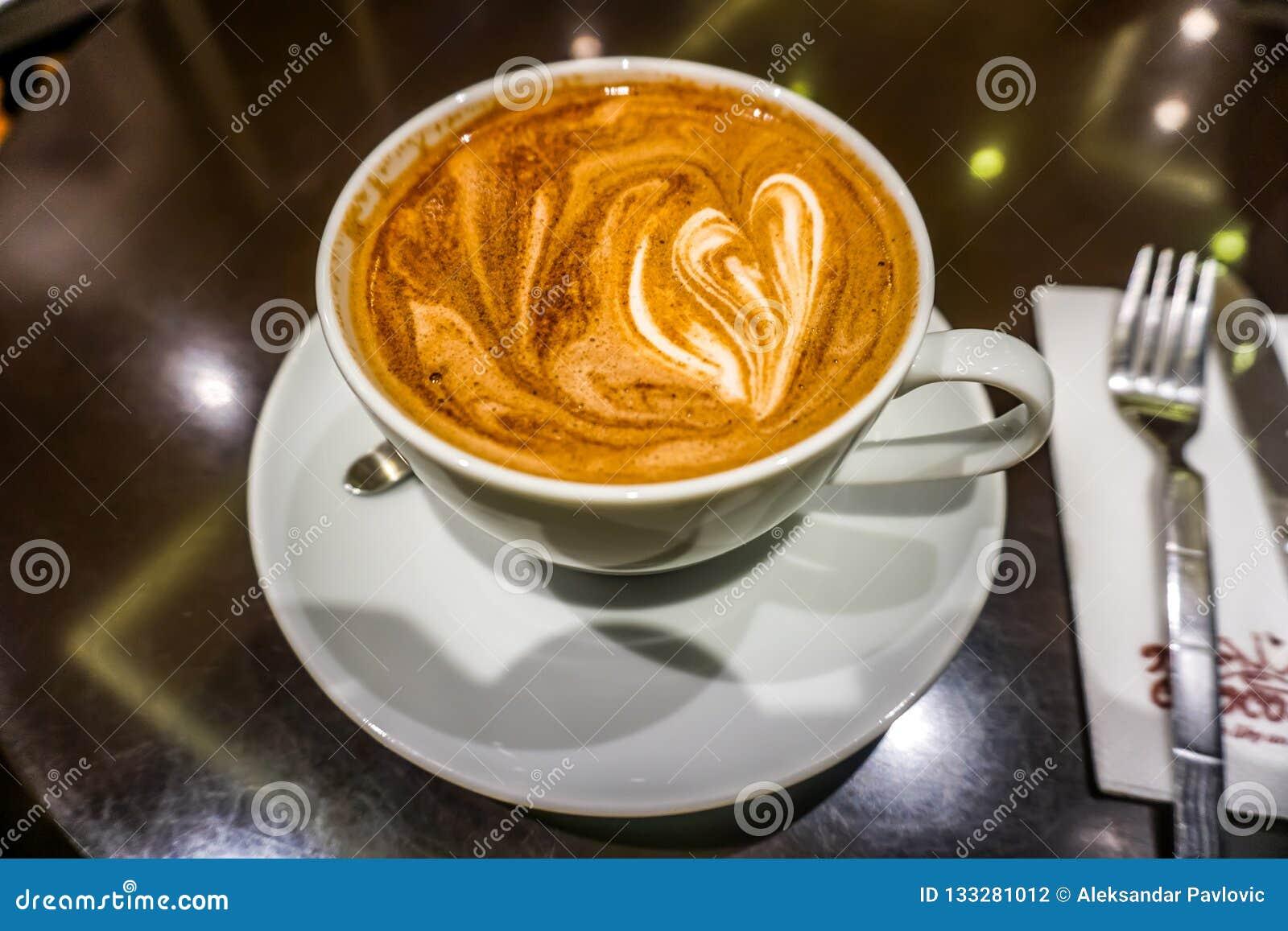 杯Mocca咖啡