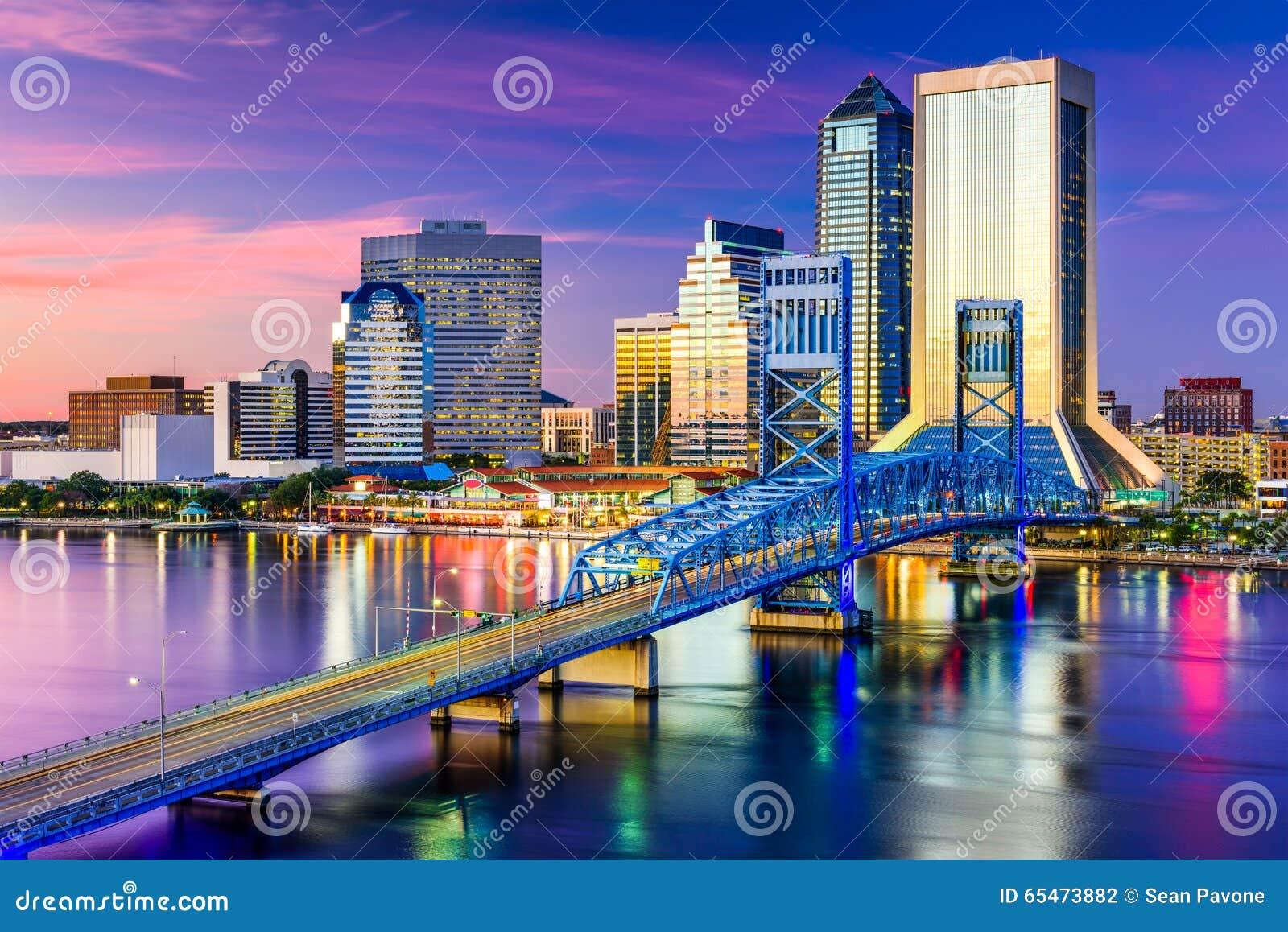 杰克逊维尔, FL地平线