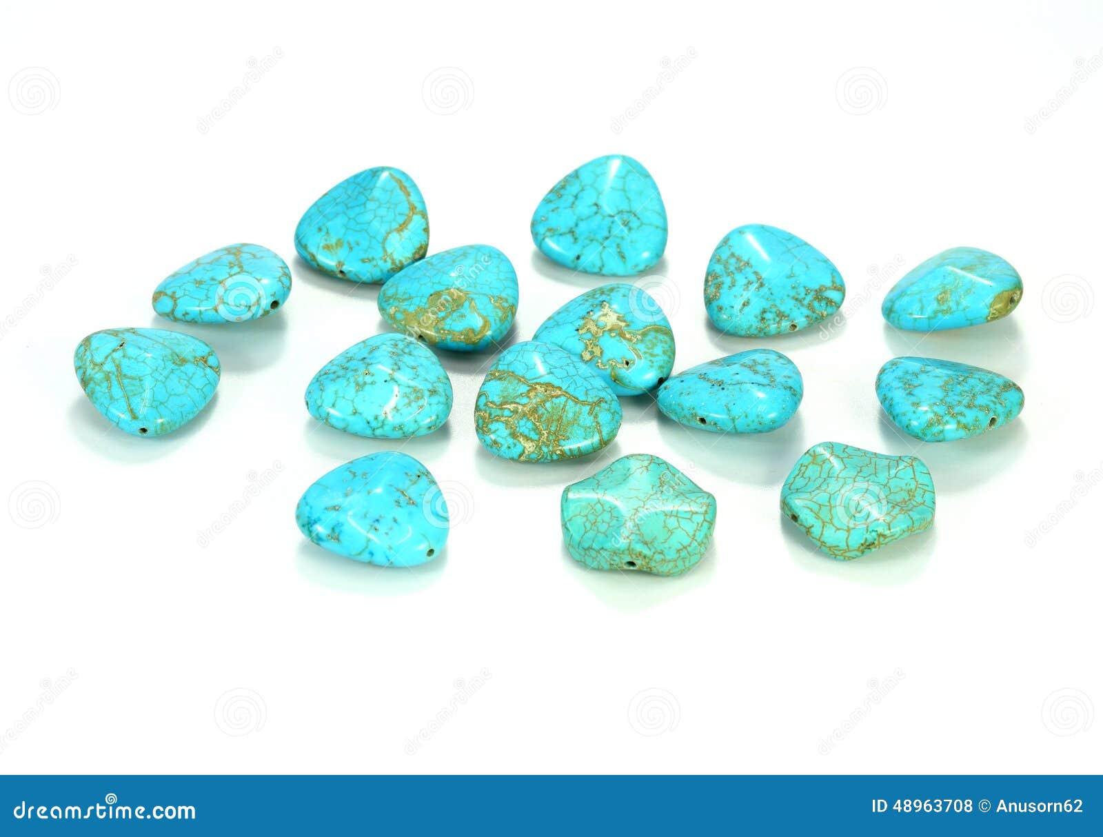 绿松石珠宝