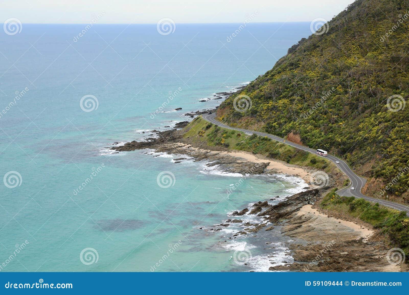 极大的海洋路
