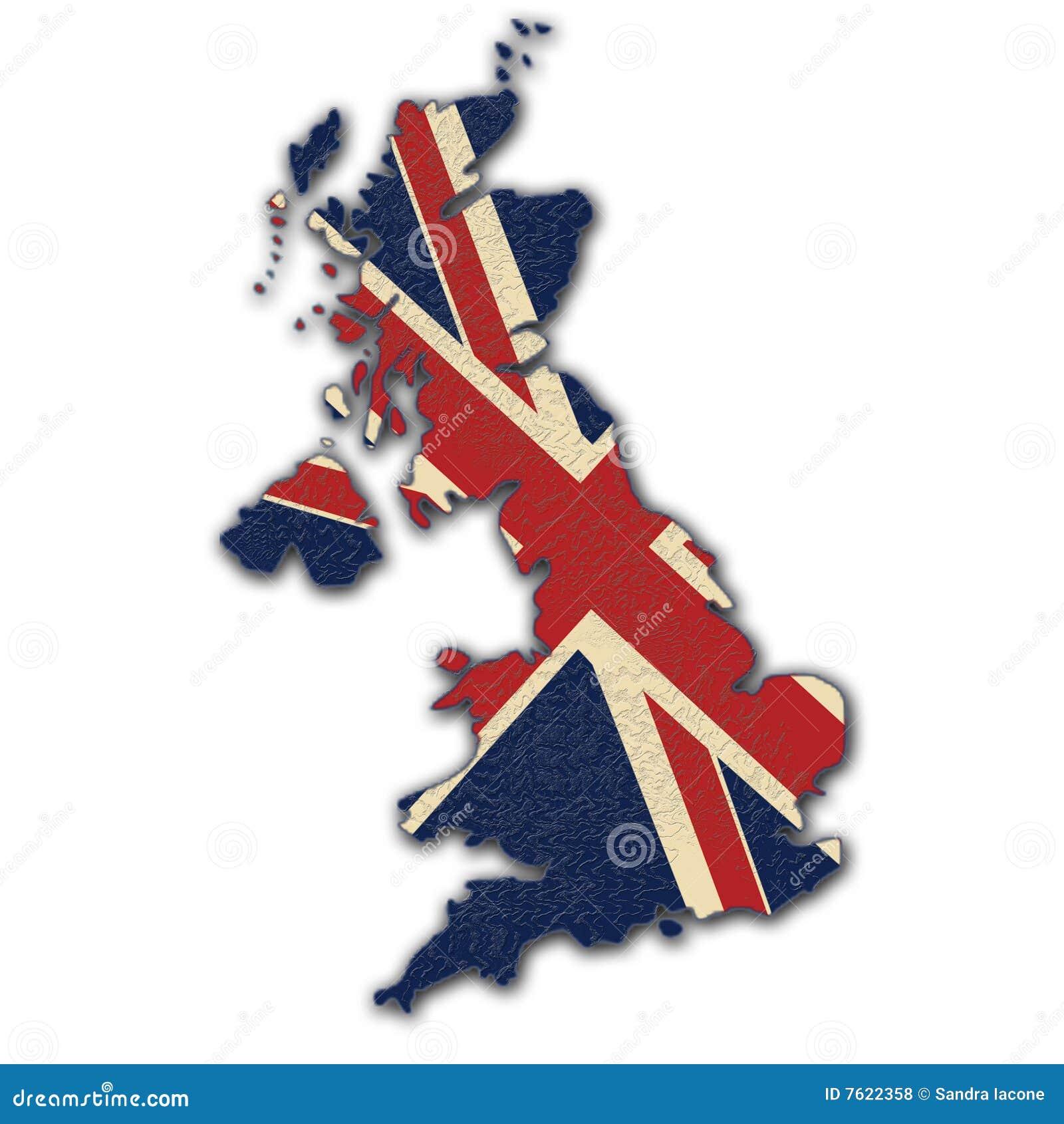 极大的英国