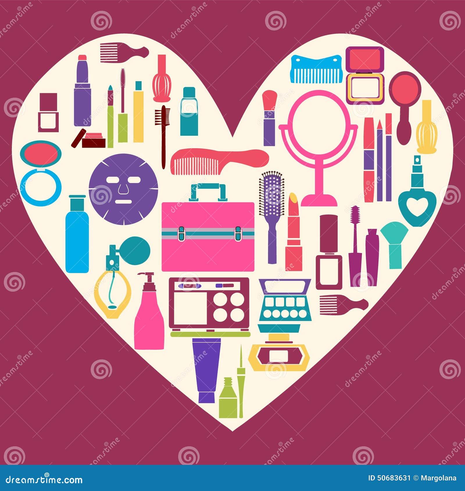 Download 构成和秀丽化妆用品标志 库存图片. 图片 包括有 剪刀, 协定, ,并且, 镜子, 波兰, 女性, 图标 - 50683631