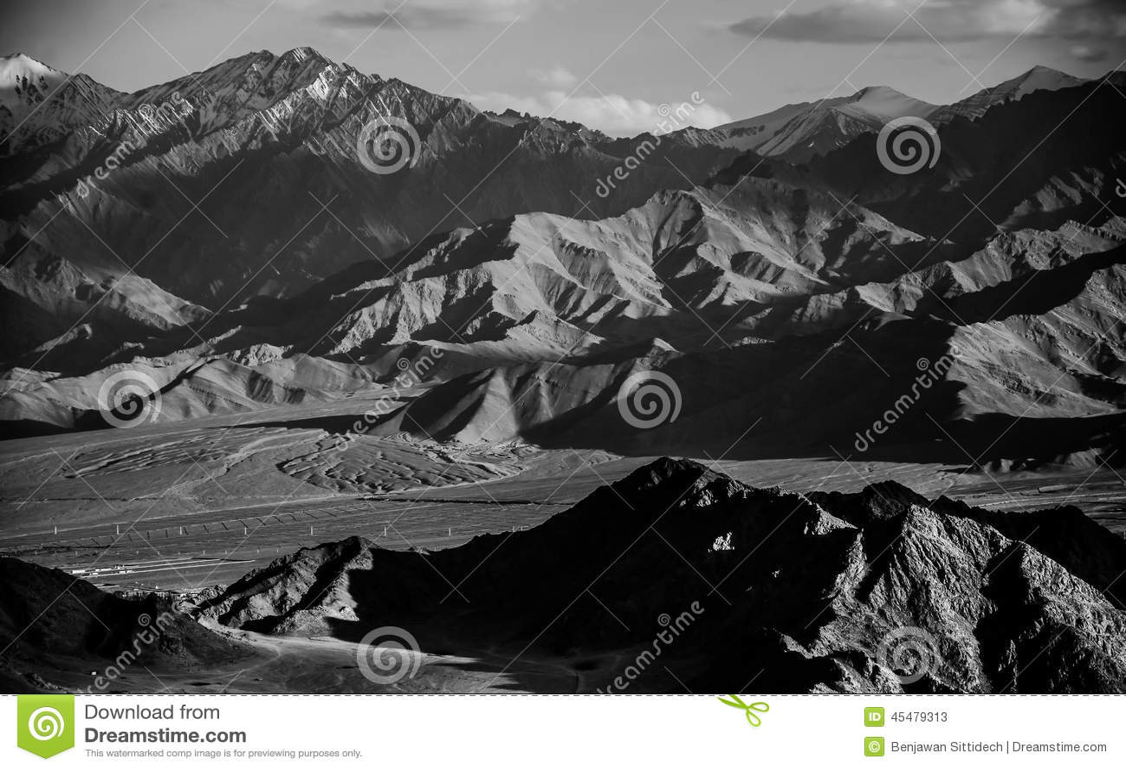 构成山自然范围阳光