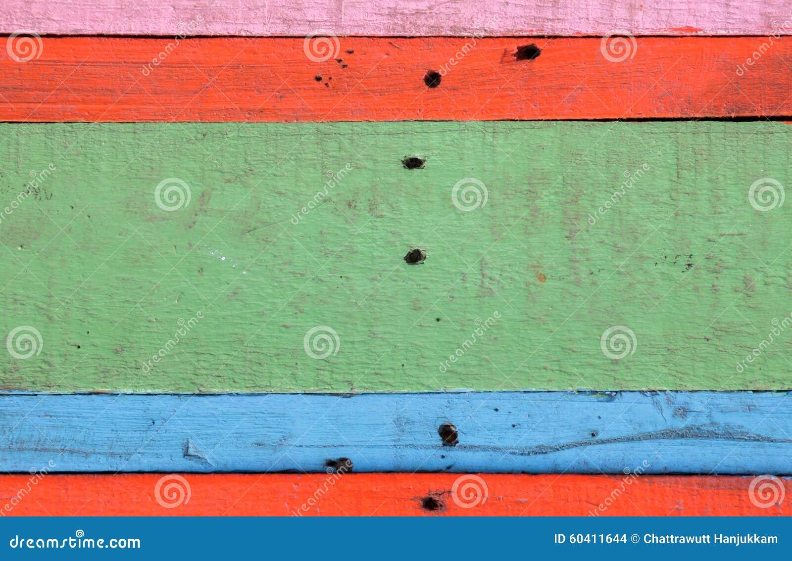 构造五颜六色的红色,蓝绿色,桃红色木背景