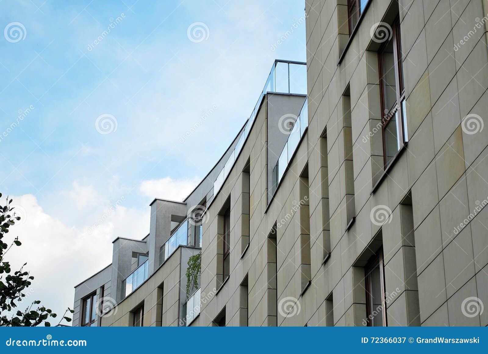 结构建立当代住宅西班牙样式的巴塞罗那