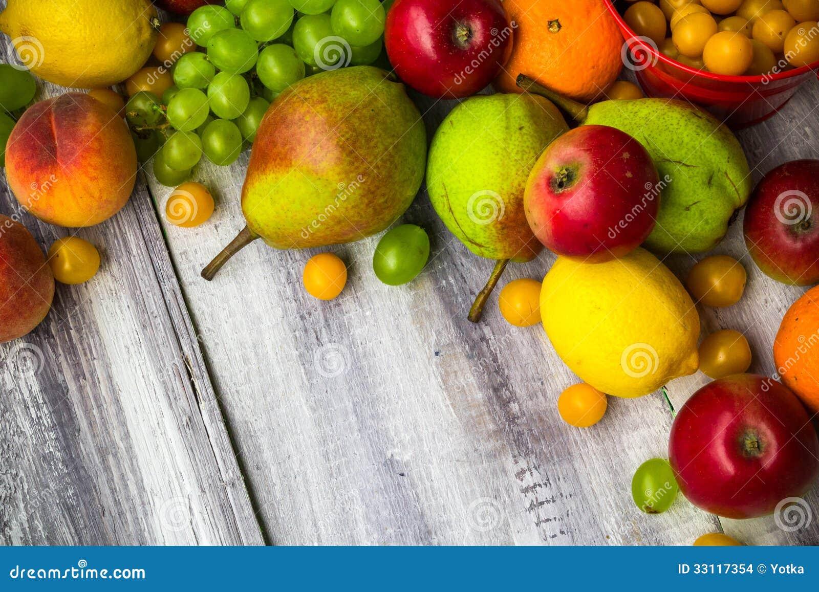 果子背景葡萄酒木秋天食物自然