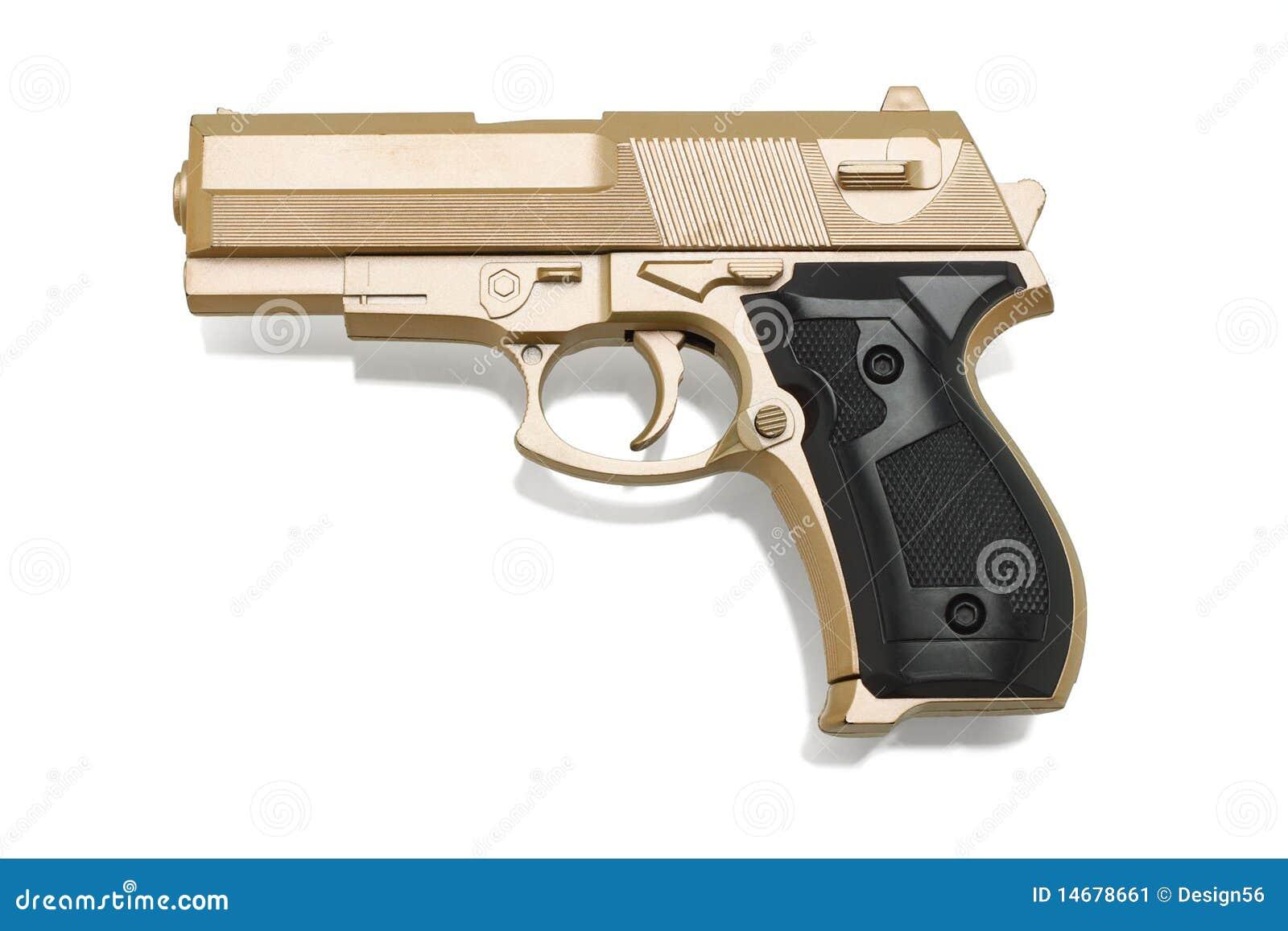 枪塑料玩具
