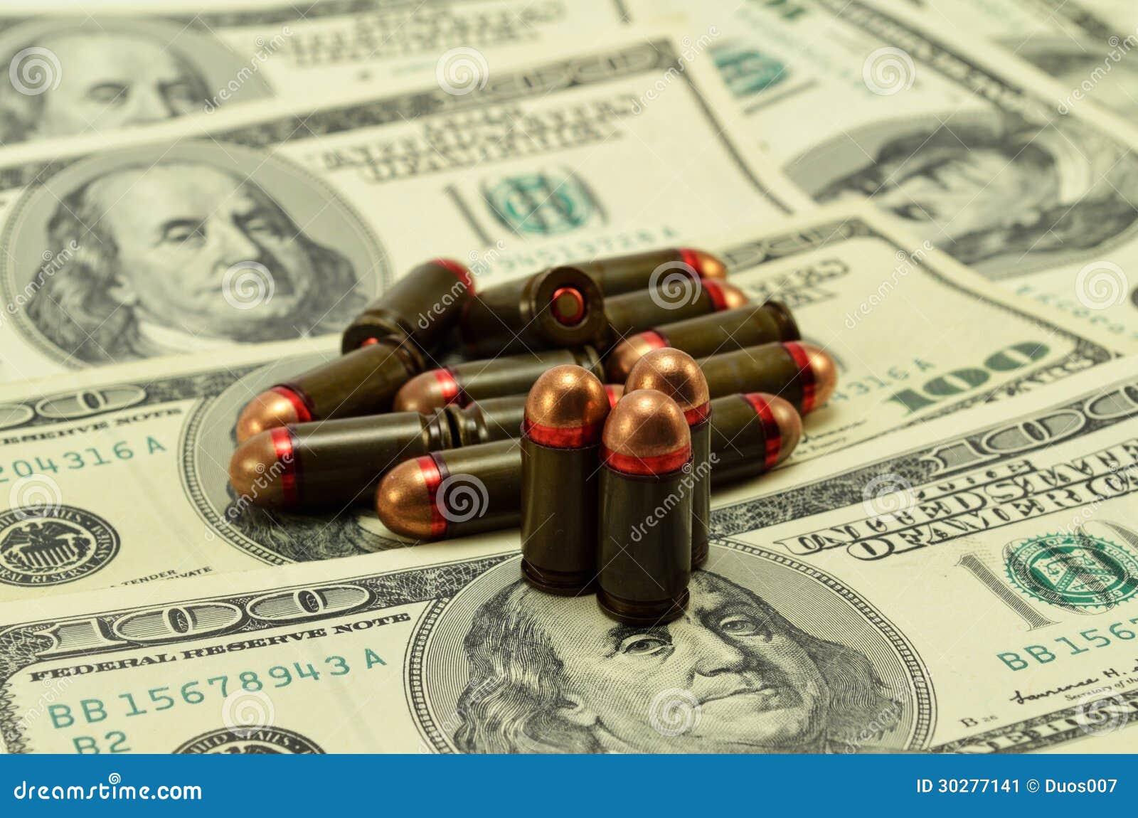 弹药和金钱