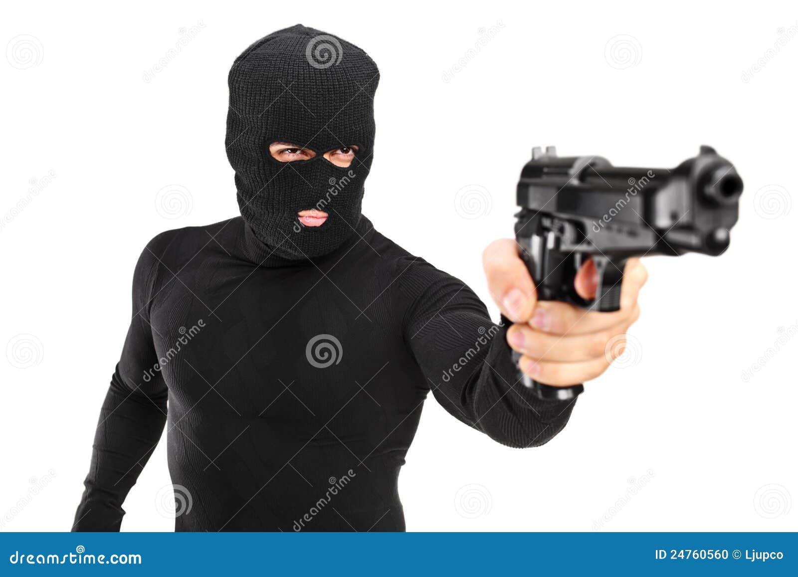 枪藏品人屏蔽