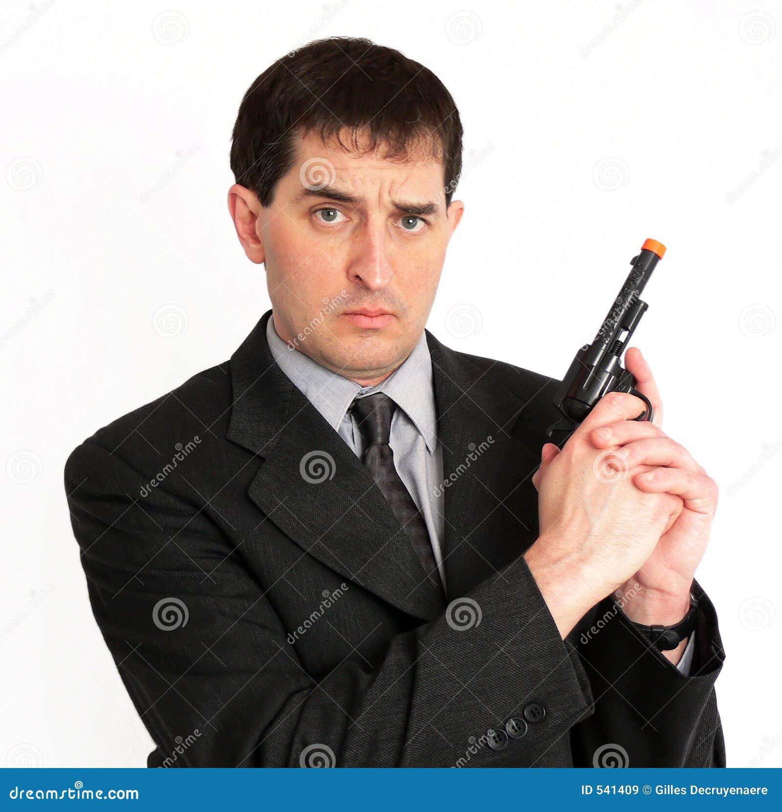 Download 枪顶层 库存图片. 图片 包括有 威胁, 手枪, 争取, 间谍, 射击者, 债券, 姿势, 人们, 危险, 射击 - 541409
