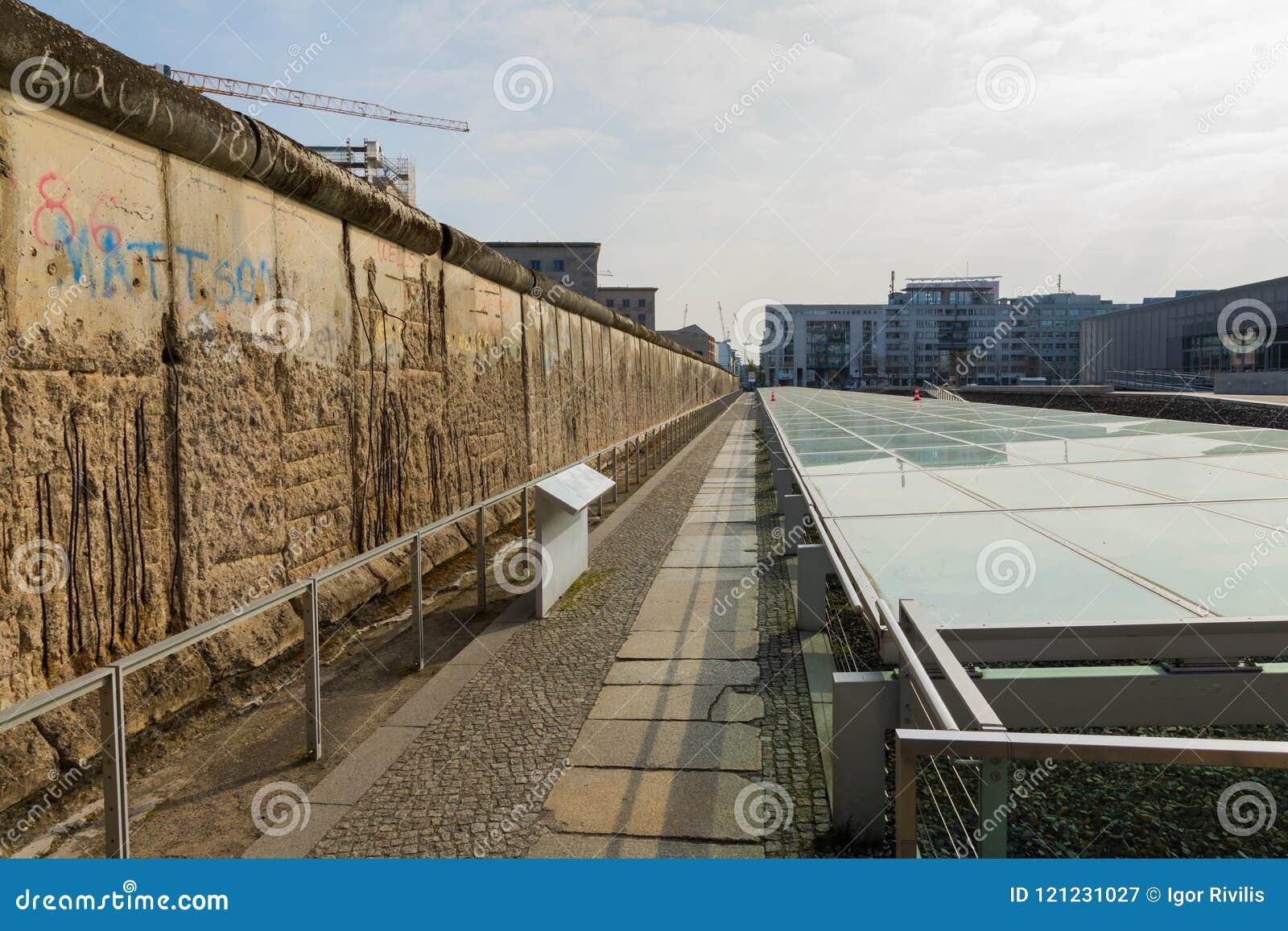 柏林围墙博物馆在德国
