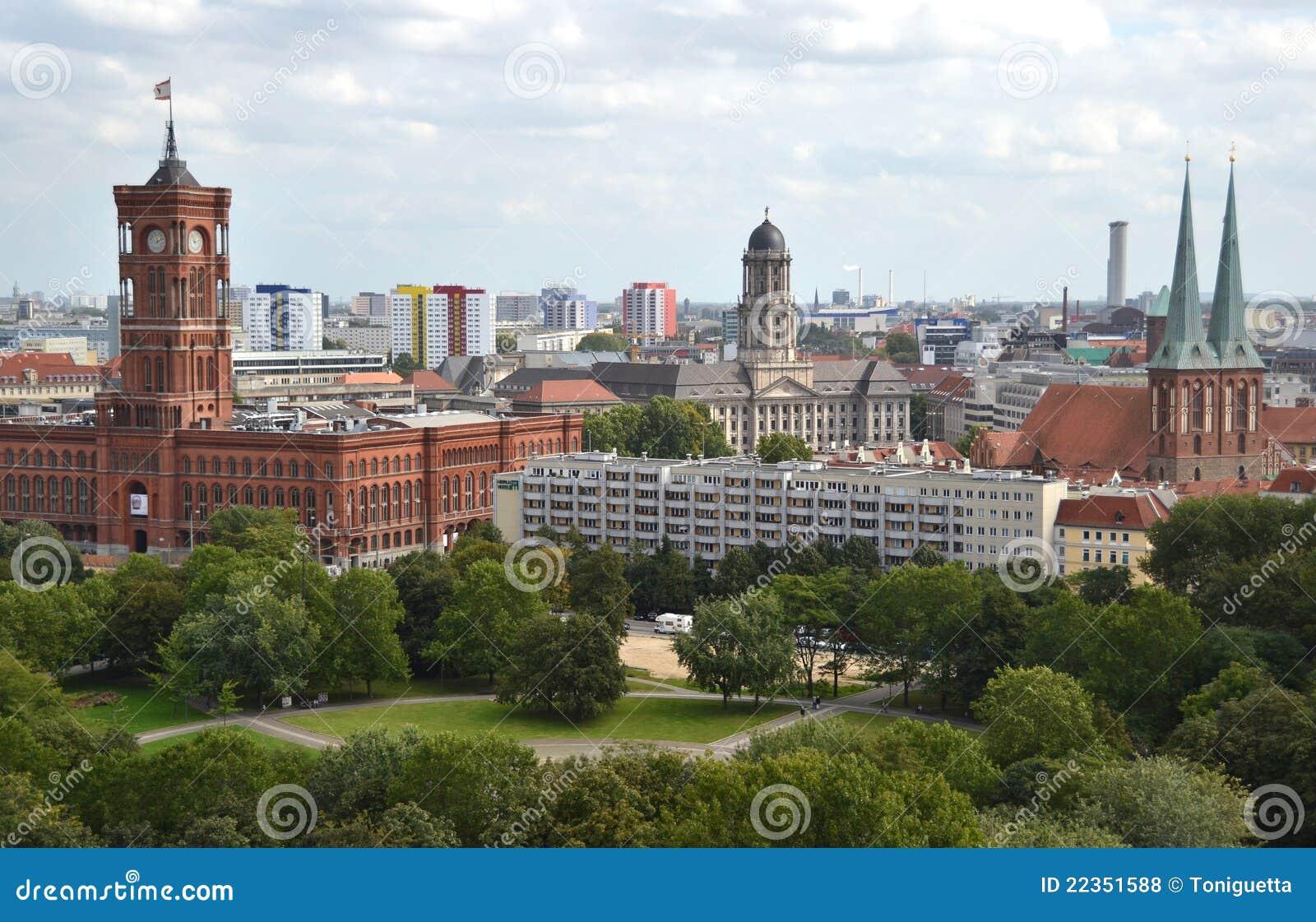柏林市视图